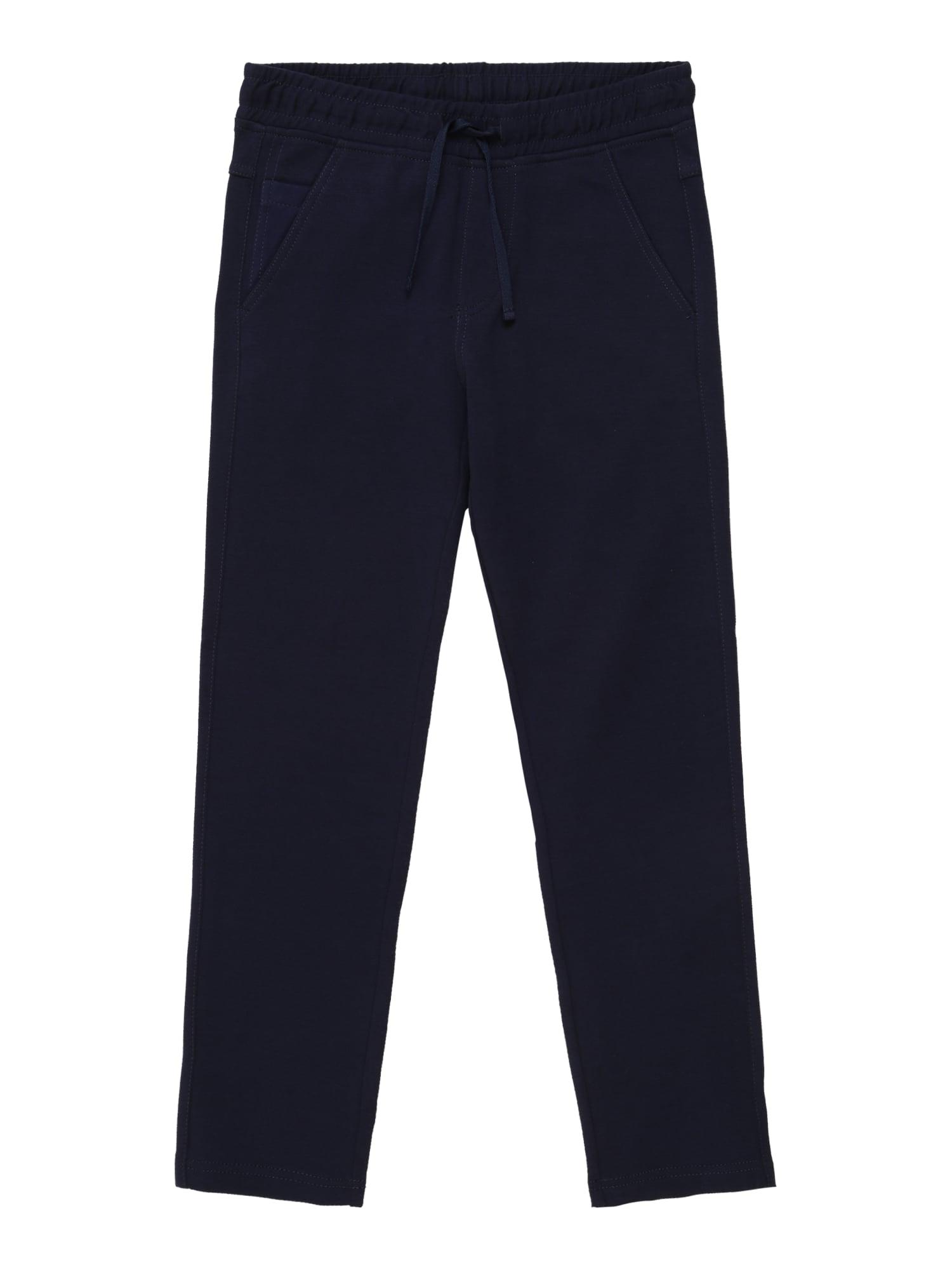 UNITED COLORS OF BENETTON Kalhoty  námořnická modř