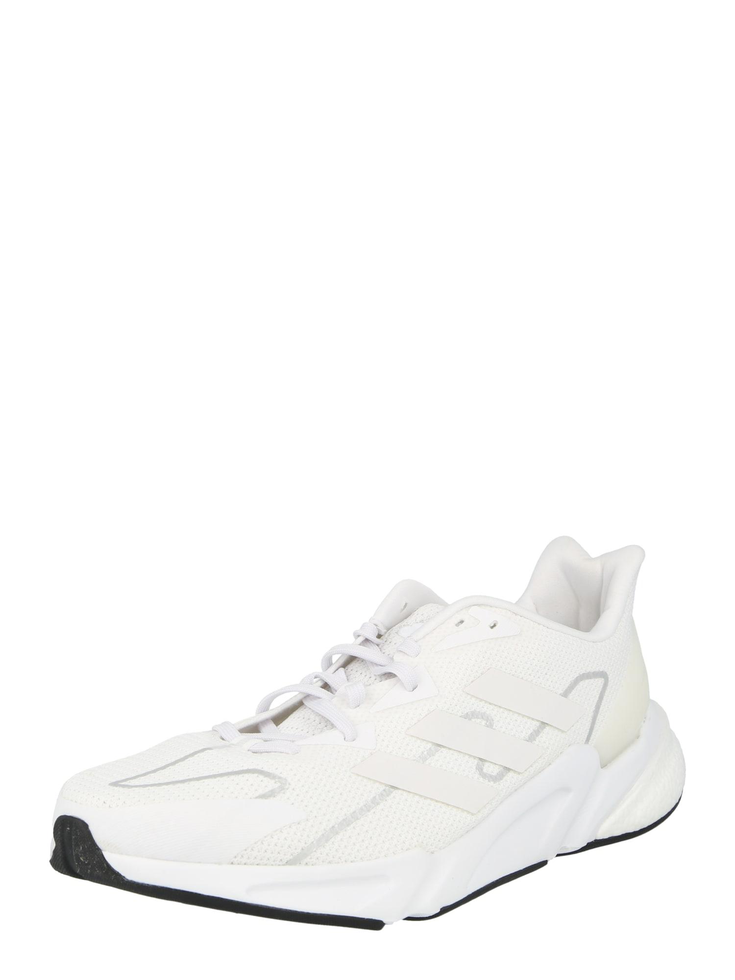ADIDAS PERFORMANCE Bėgimo batai balta / sidabrinė
