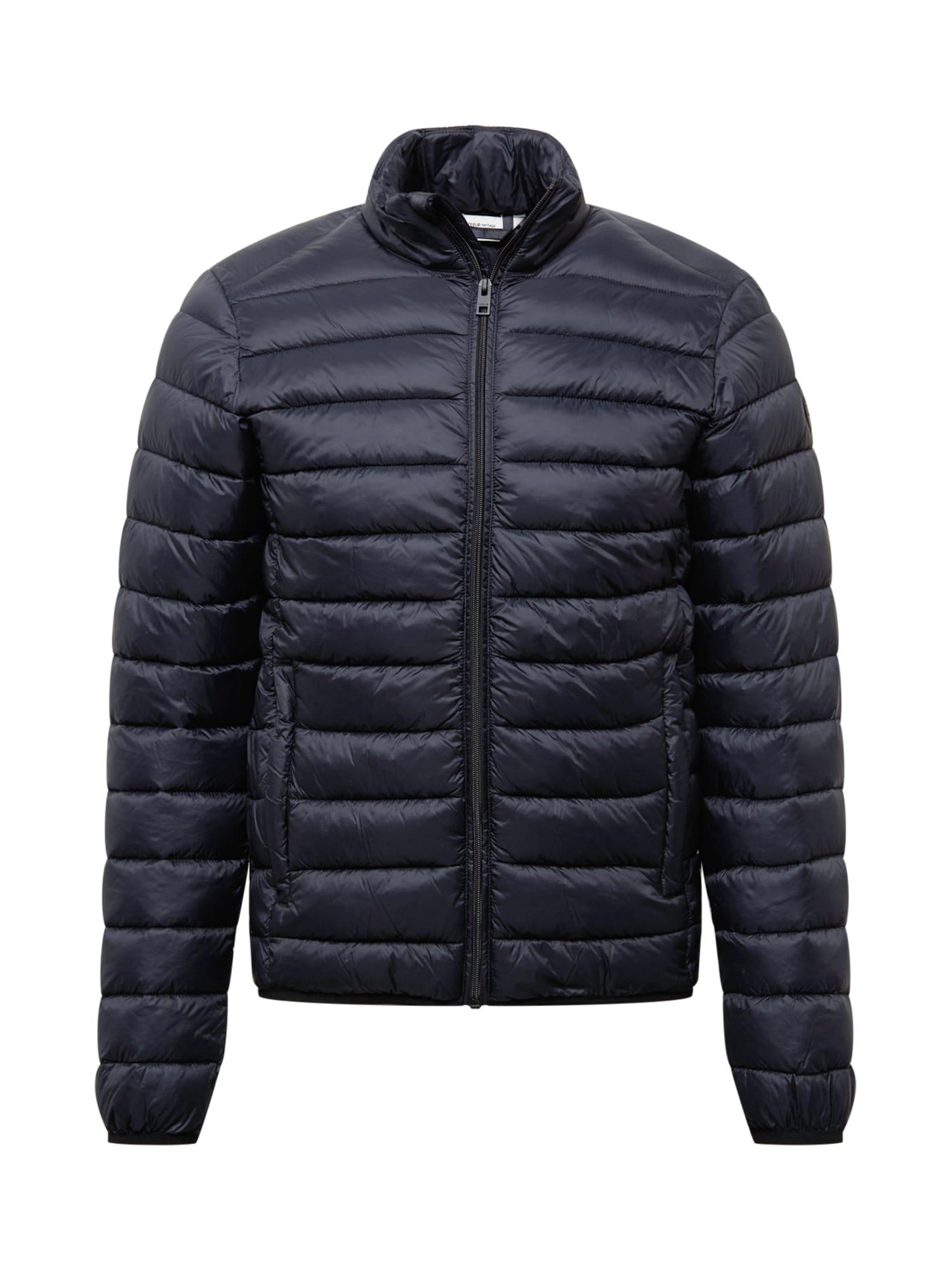 !Solid Přechodná bunda  černá