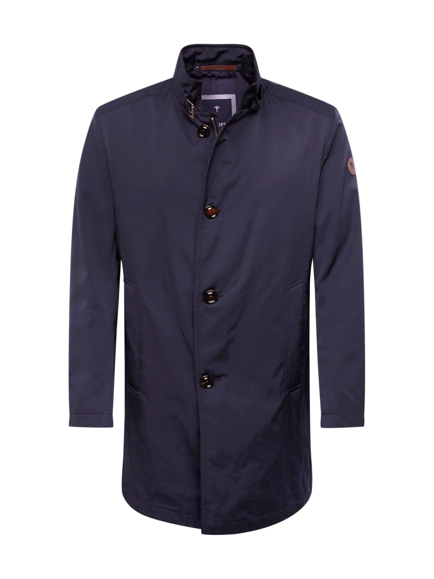 JOOP! Rudeninis-žieminis paltas 'Felino' tamsiai mėlyna jūros spalva