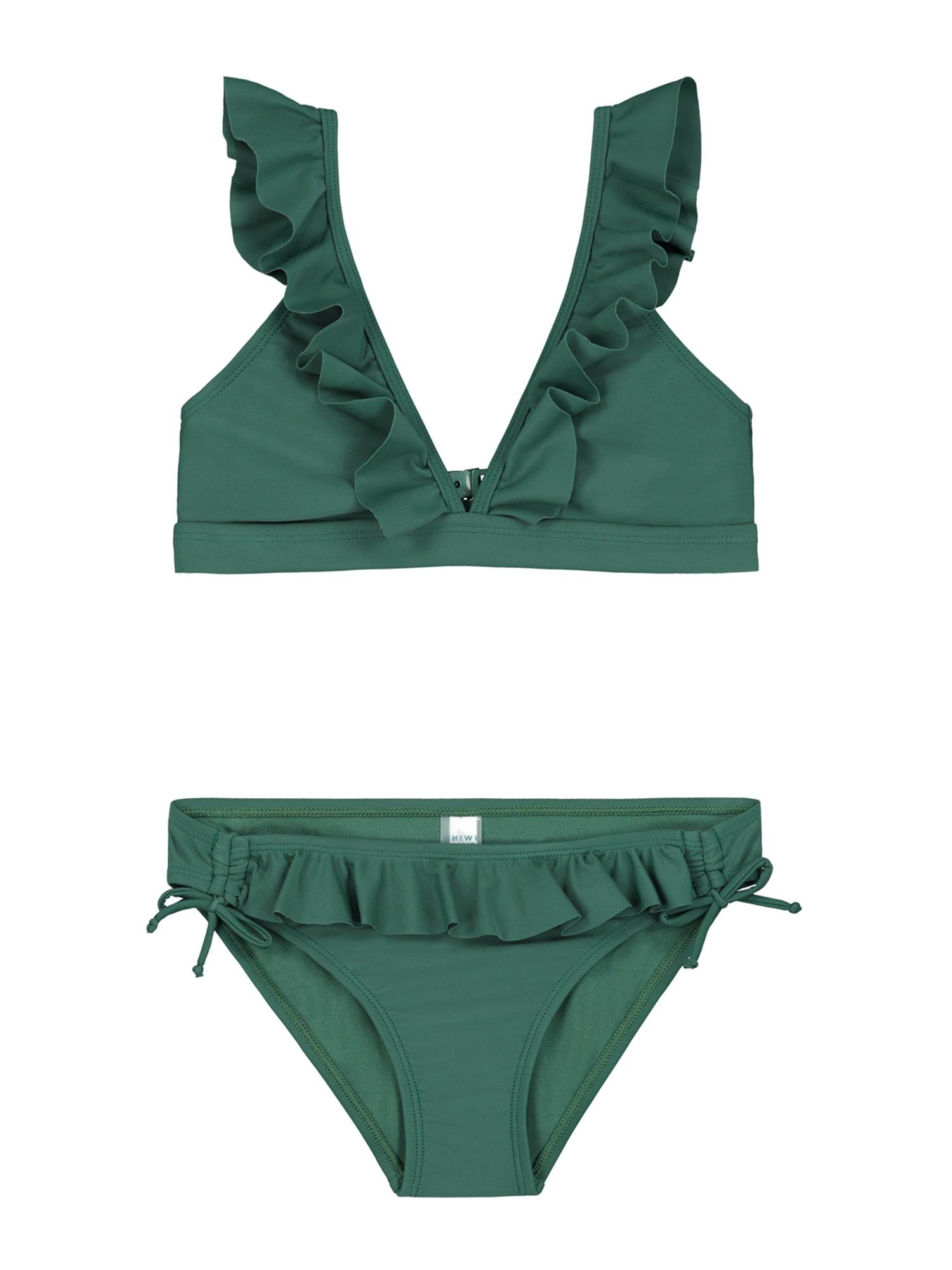Shiwi Bikinis tamsiai žalia