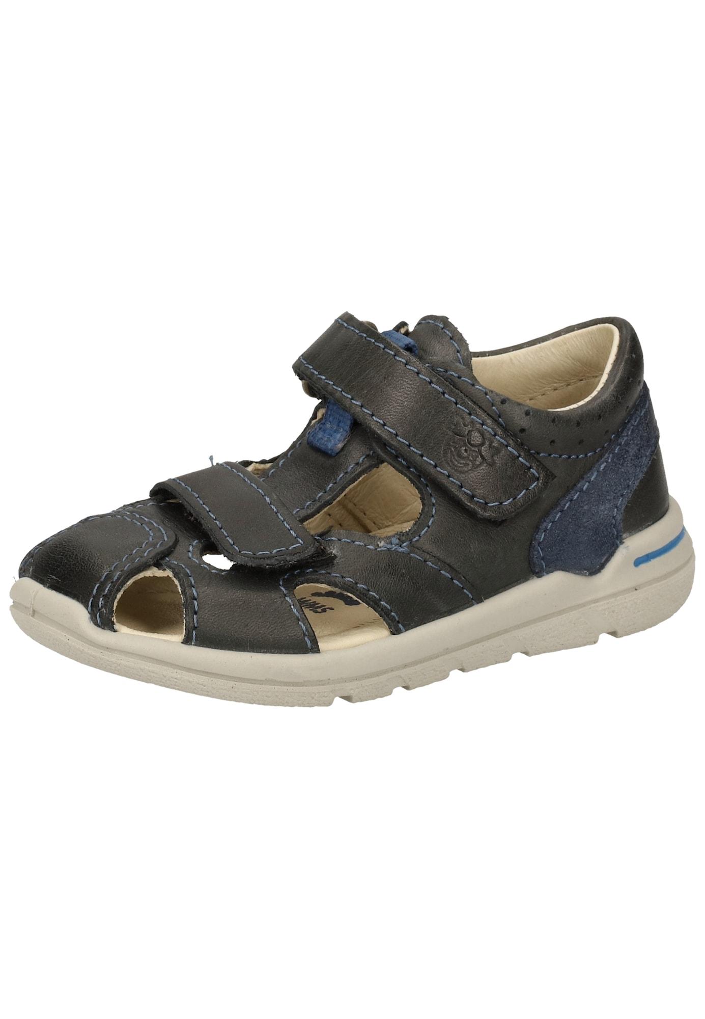 Pepino Otvorená obuv  modrá / tmavomodrá.