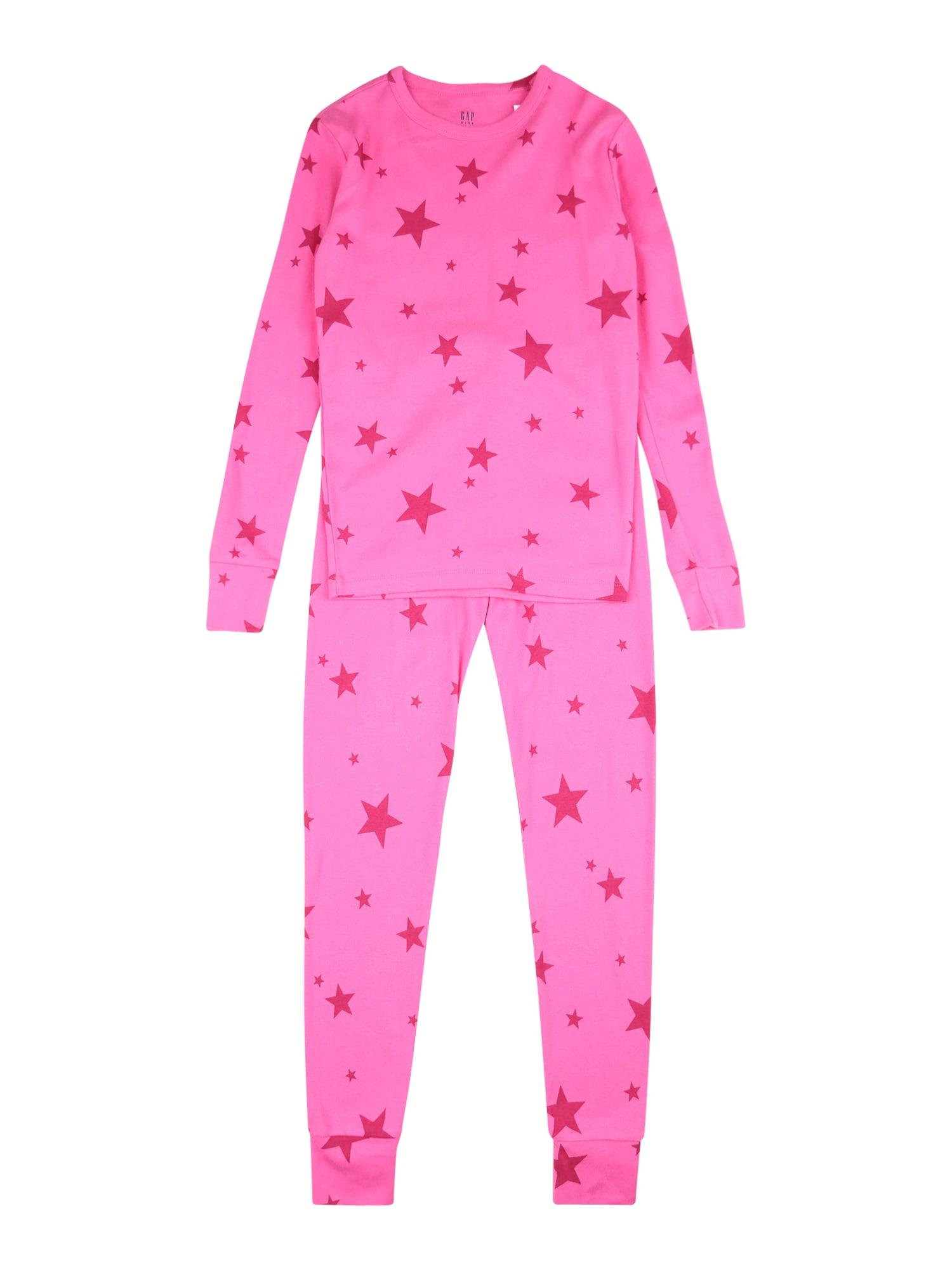 GAP Miego kostiumas 'STAR' rožinė / tamsiai rožinė