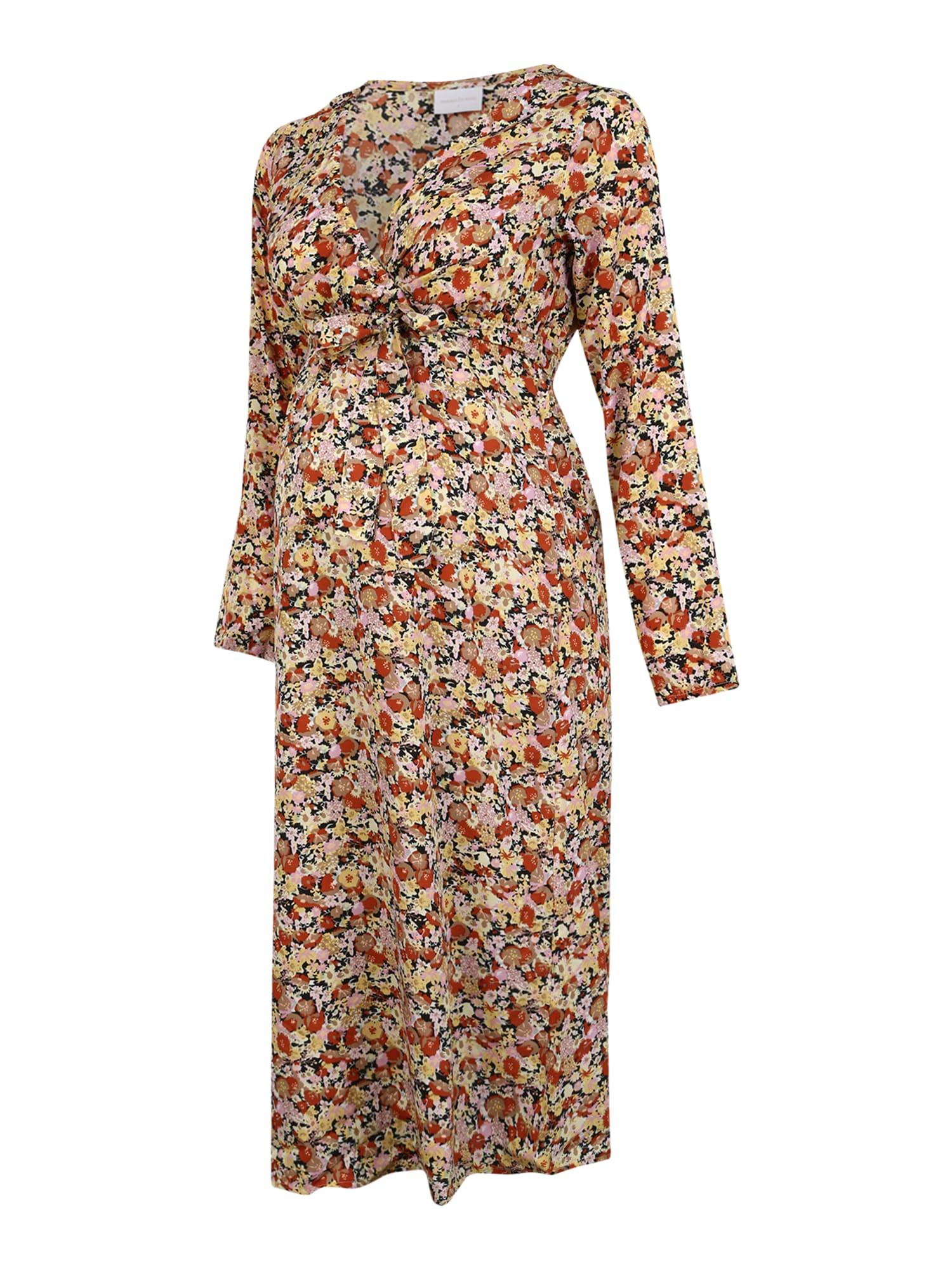 MAMALICIOUS Suknelė mišrios spalvos