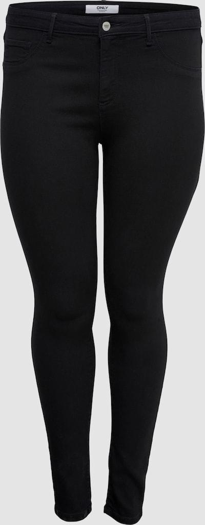 Only Carmakoma Thunder Regular Push Up Skinny Jeans