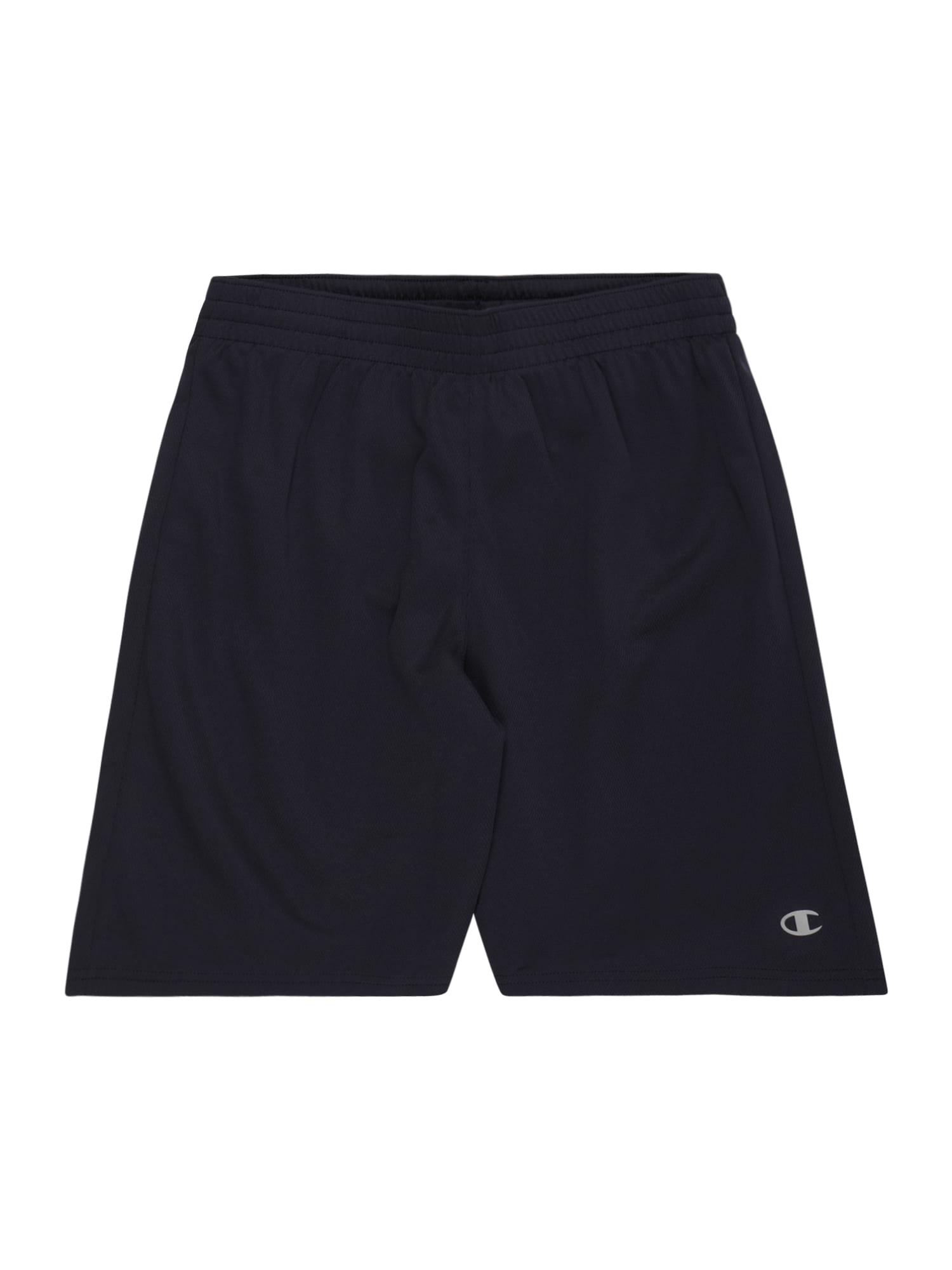 Champion Authentic Athletic Apparel Kelnės tamsiai mėlyna / šviesiai pilka