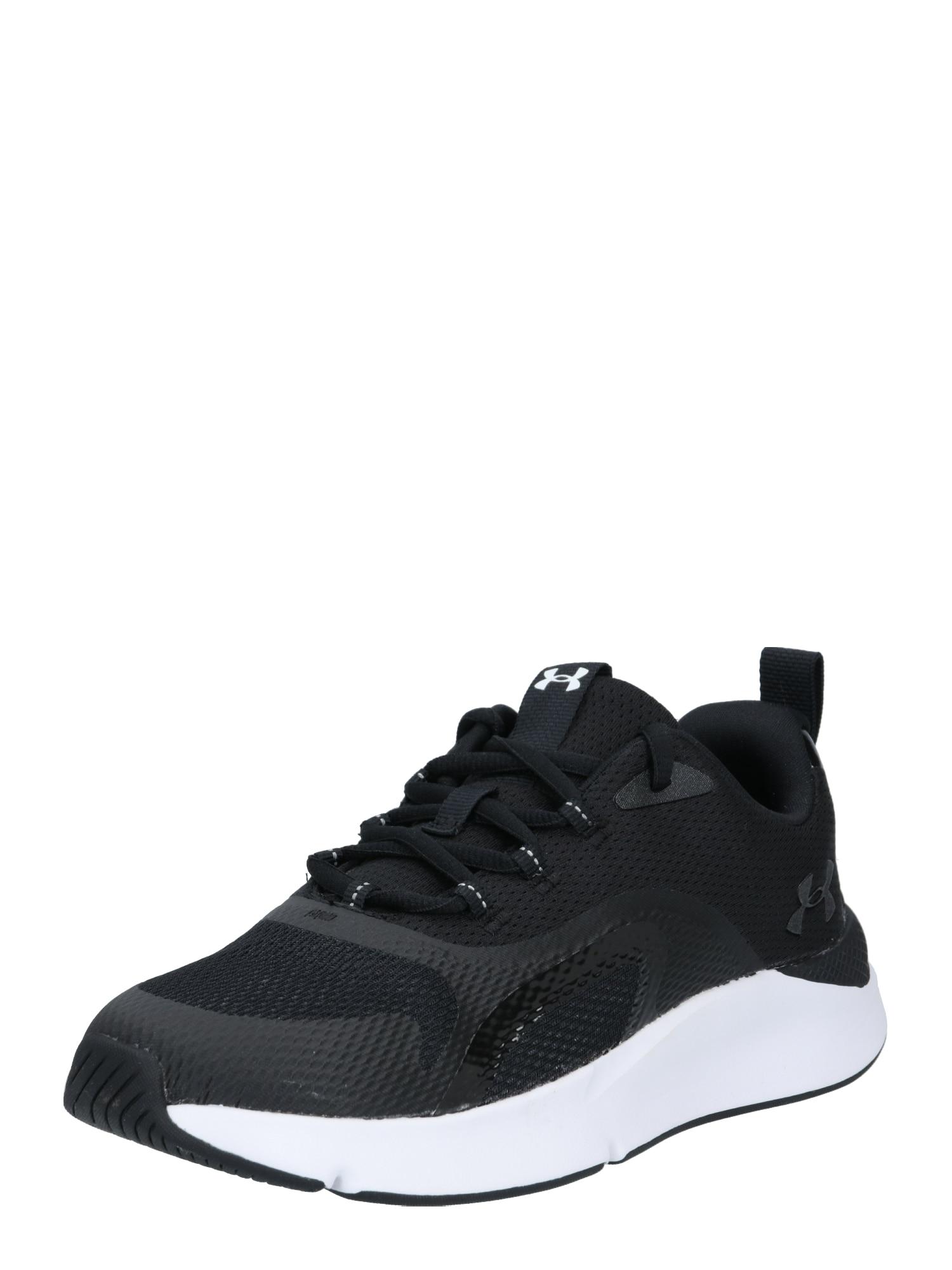 UNDER ARMOUR Sportovní boty  černá