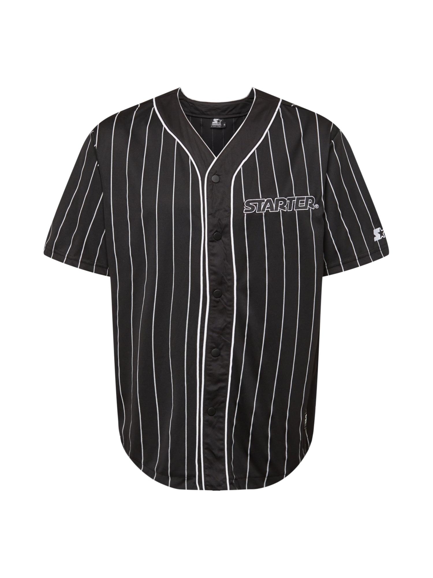 Starter Black Label Marškiniai juoda