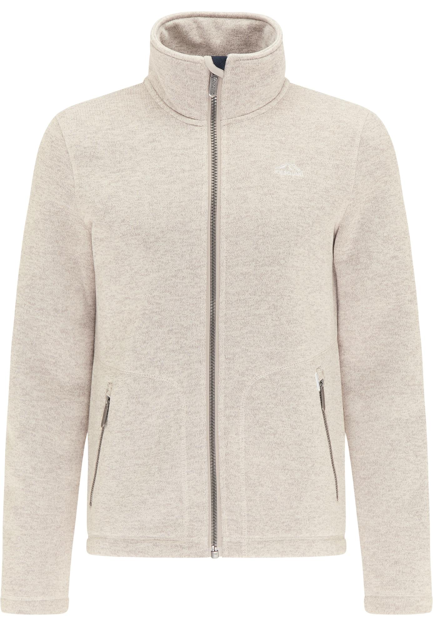 ICEBOUND Flisinis džemperis perlų balta