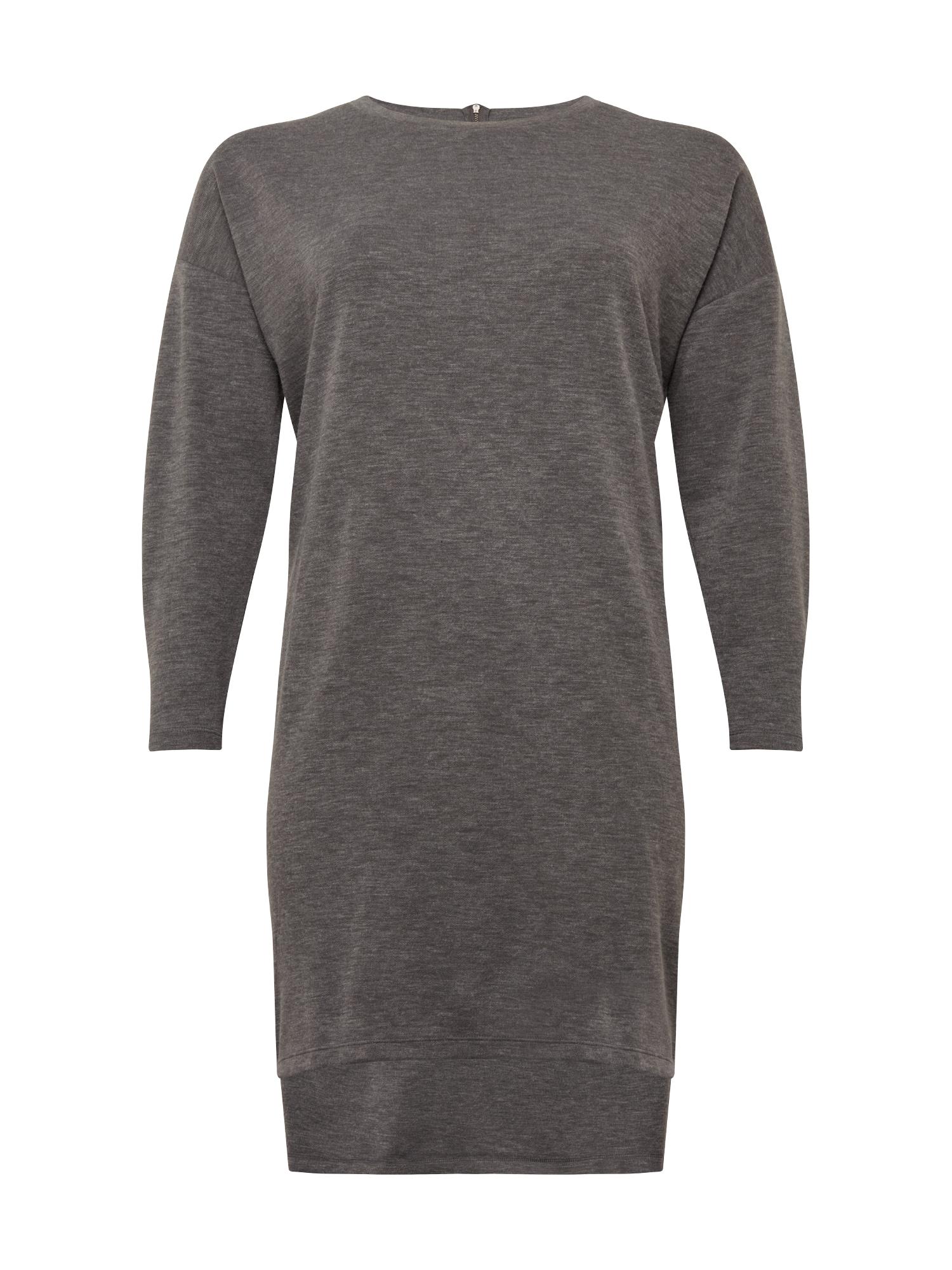 Vero Moda Curve Šaty  šedá