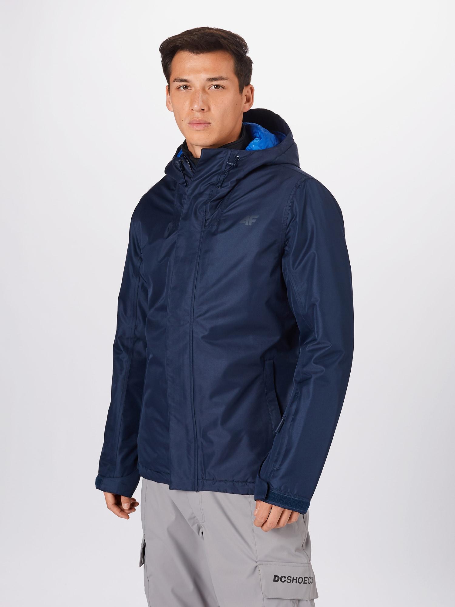 4F Sportjacka  marinblå
