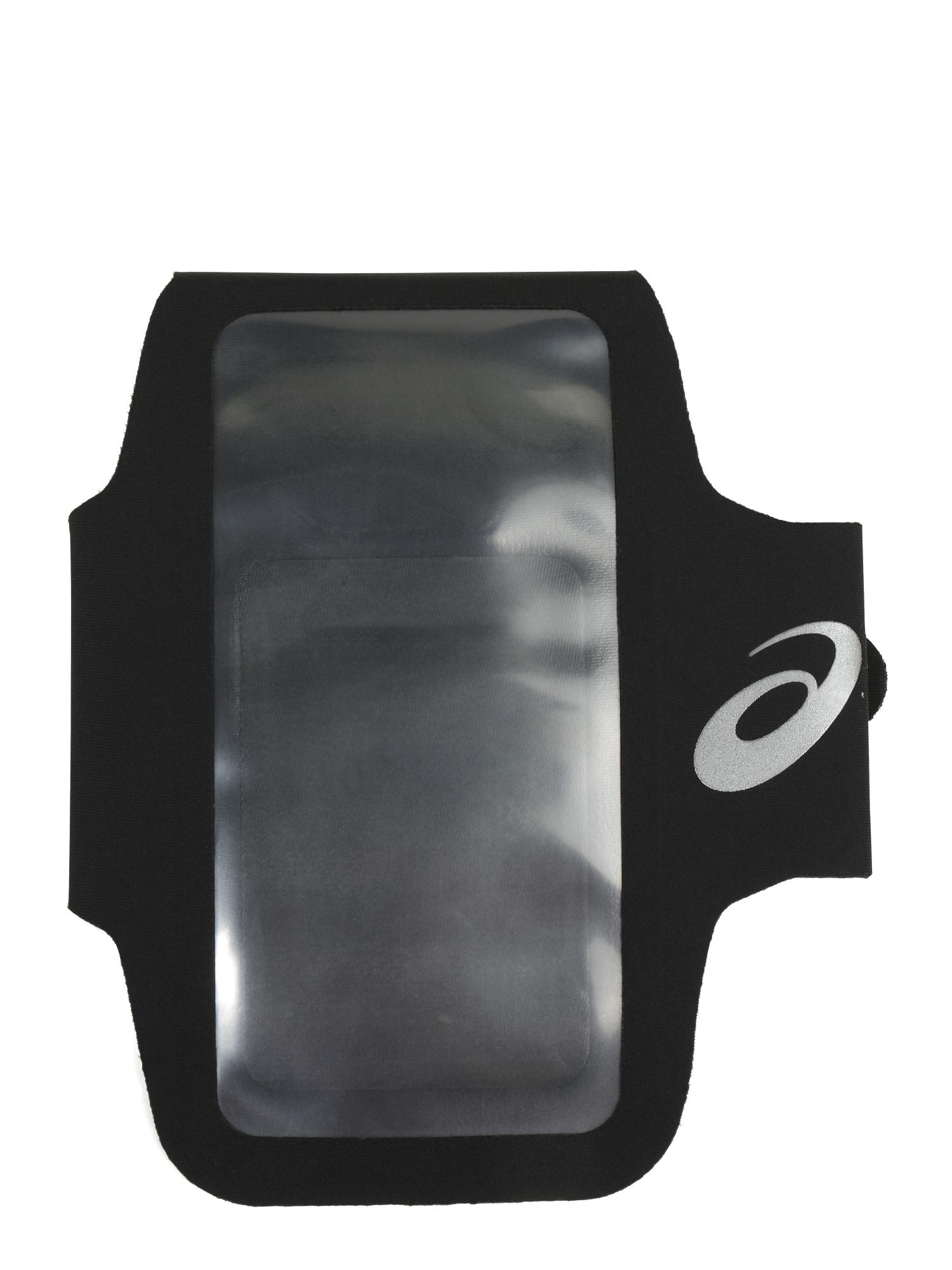 ASICS Išmaniojo telefono dėklas juoda / balta