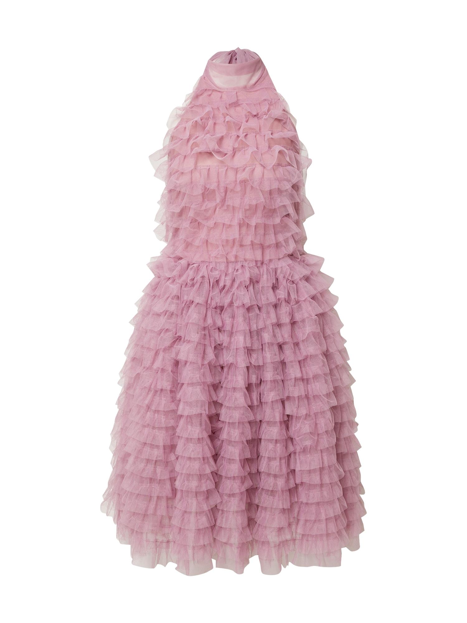 Forever Unique Kokteilinė suknelė rausvai violetinė spalva