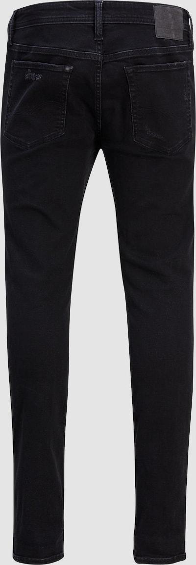 Liam Original 502 Ripped Skinny Jeans