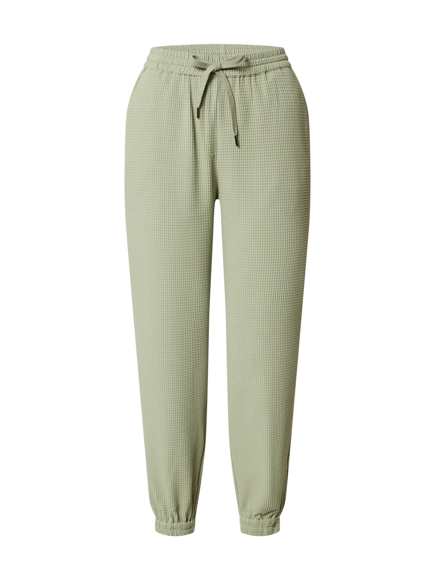 Another Label Kelnės 'Dulice' pastelinė žalia