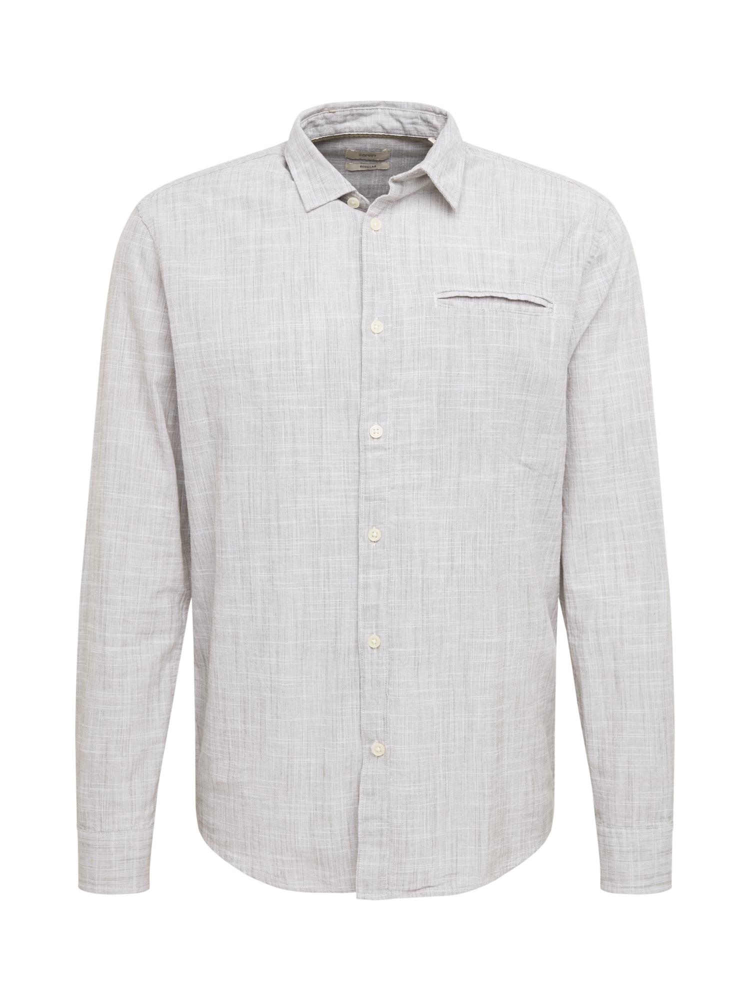 ESPRIT Marškiniai pilka
