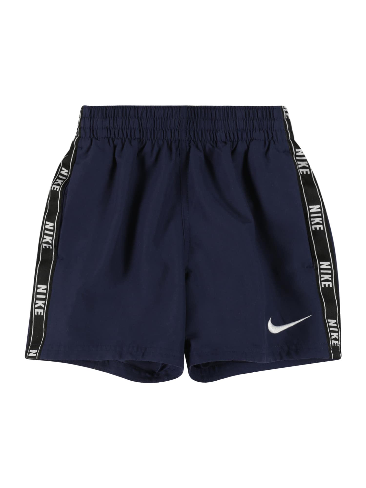 Nike Swim Maudymosi trumpikės tamsiai mėlyna