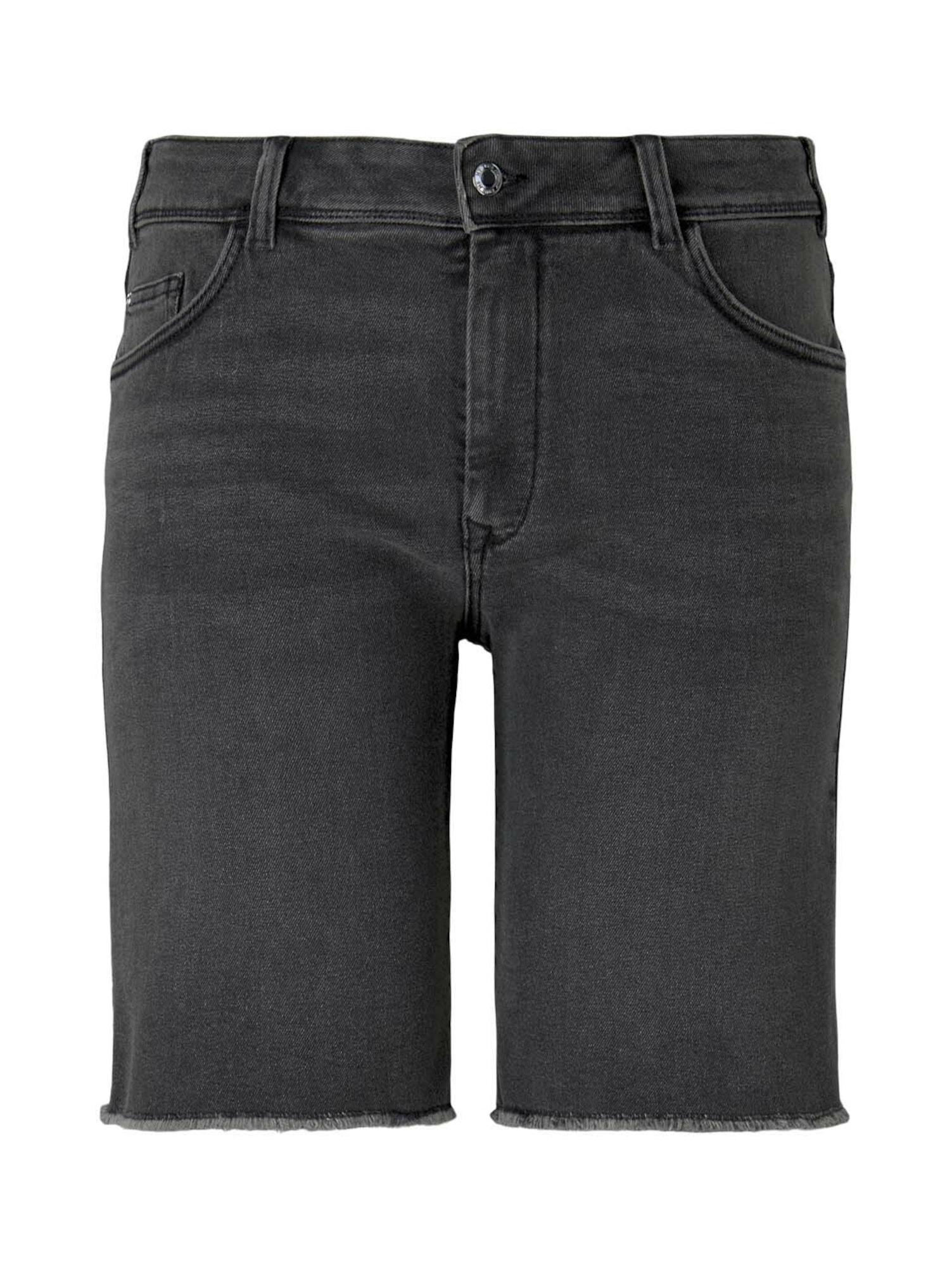 MY TRUE ME Džinsai juodo džinso spalva