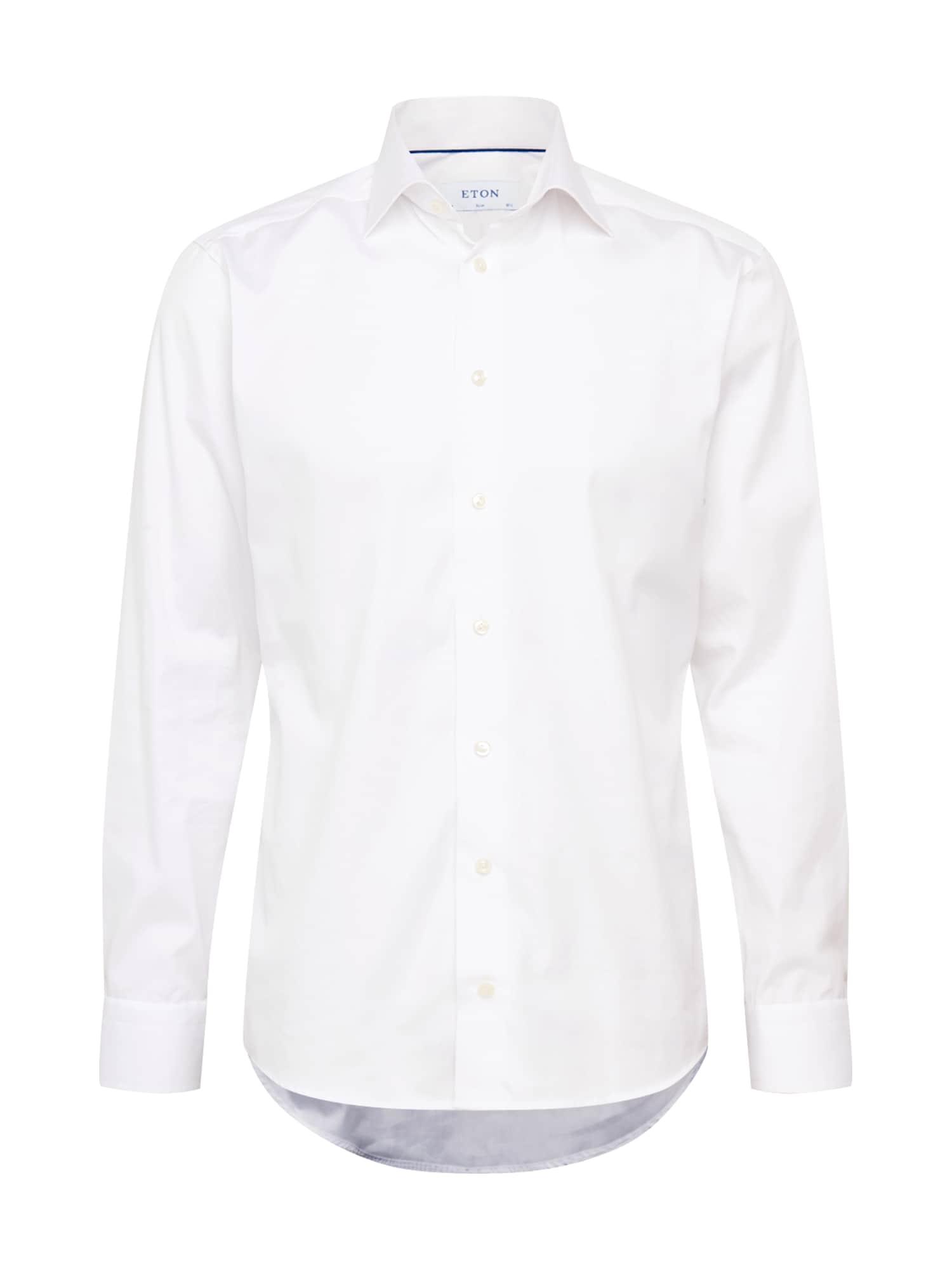 ETON Dalykinio stiliaus marškiniai balta