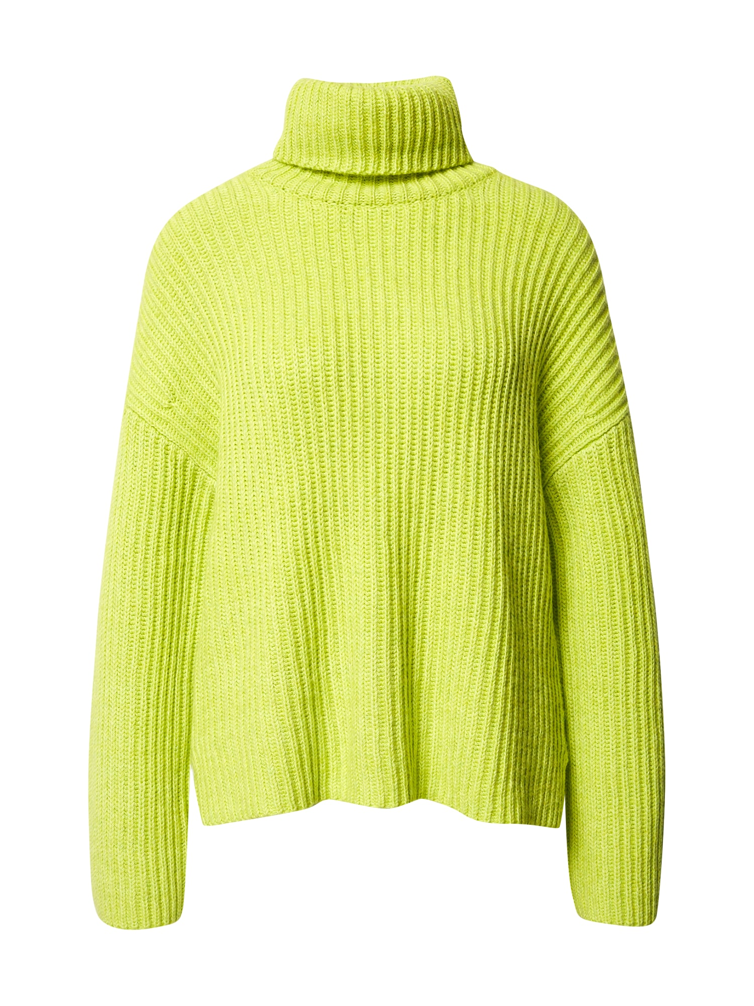 MINE TO FIVE Megztinis žalia