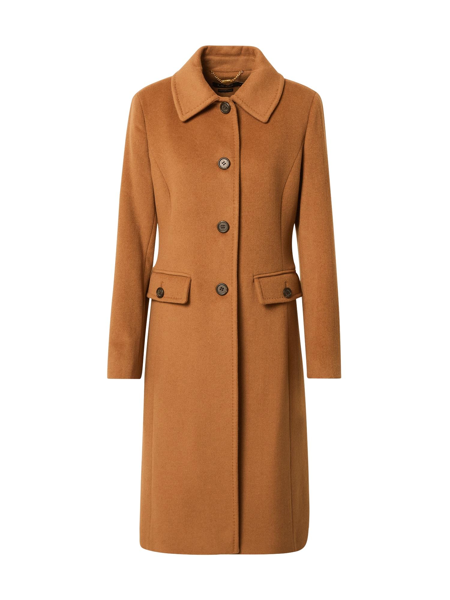 Lauren Ralph Lauren Přechodný kabát  velbloudí