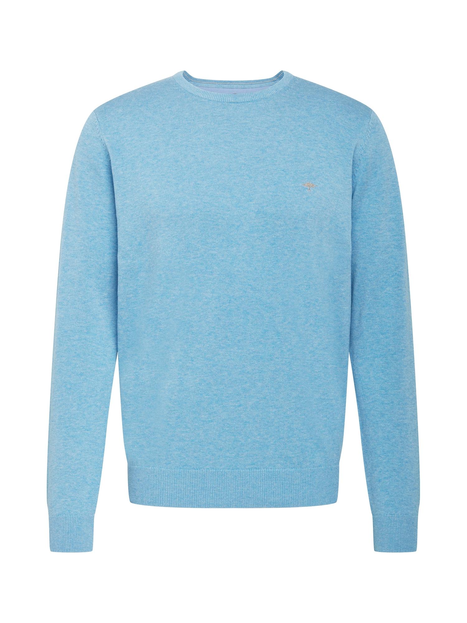 FYNCH-HATTON Megztinis šviesiai mėlyna