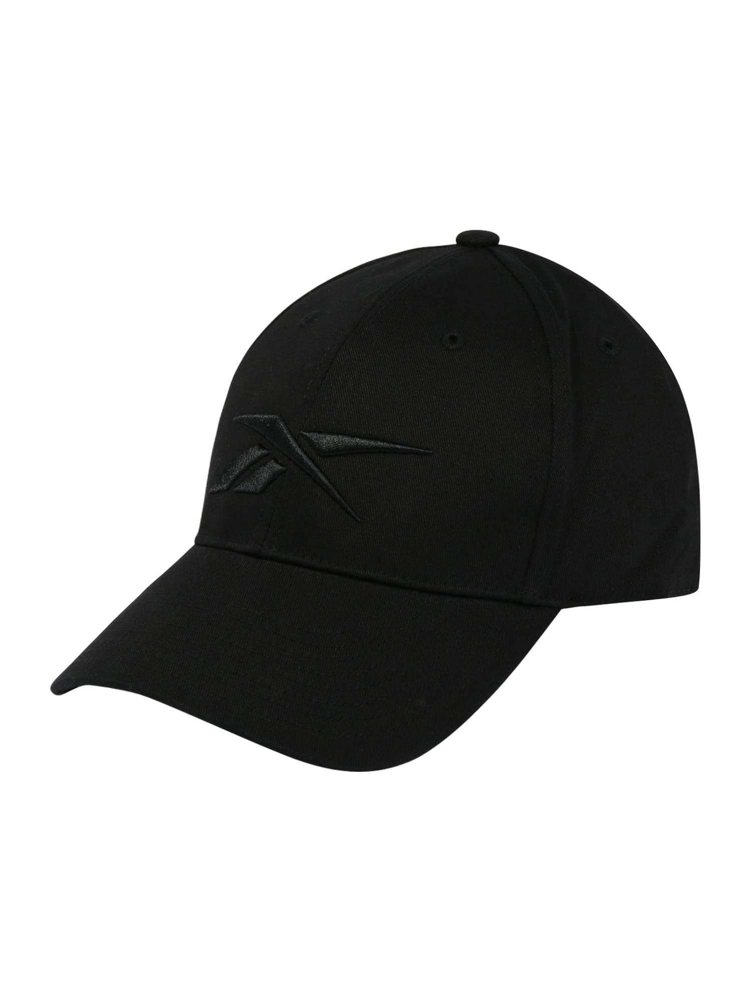 REEBOK Sportinė kepurė juoda