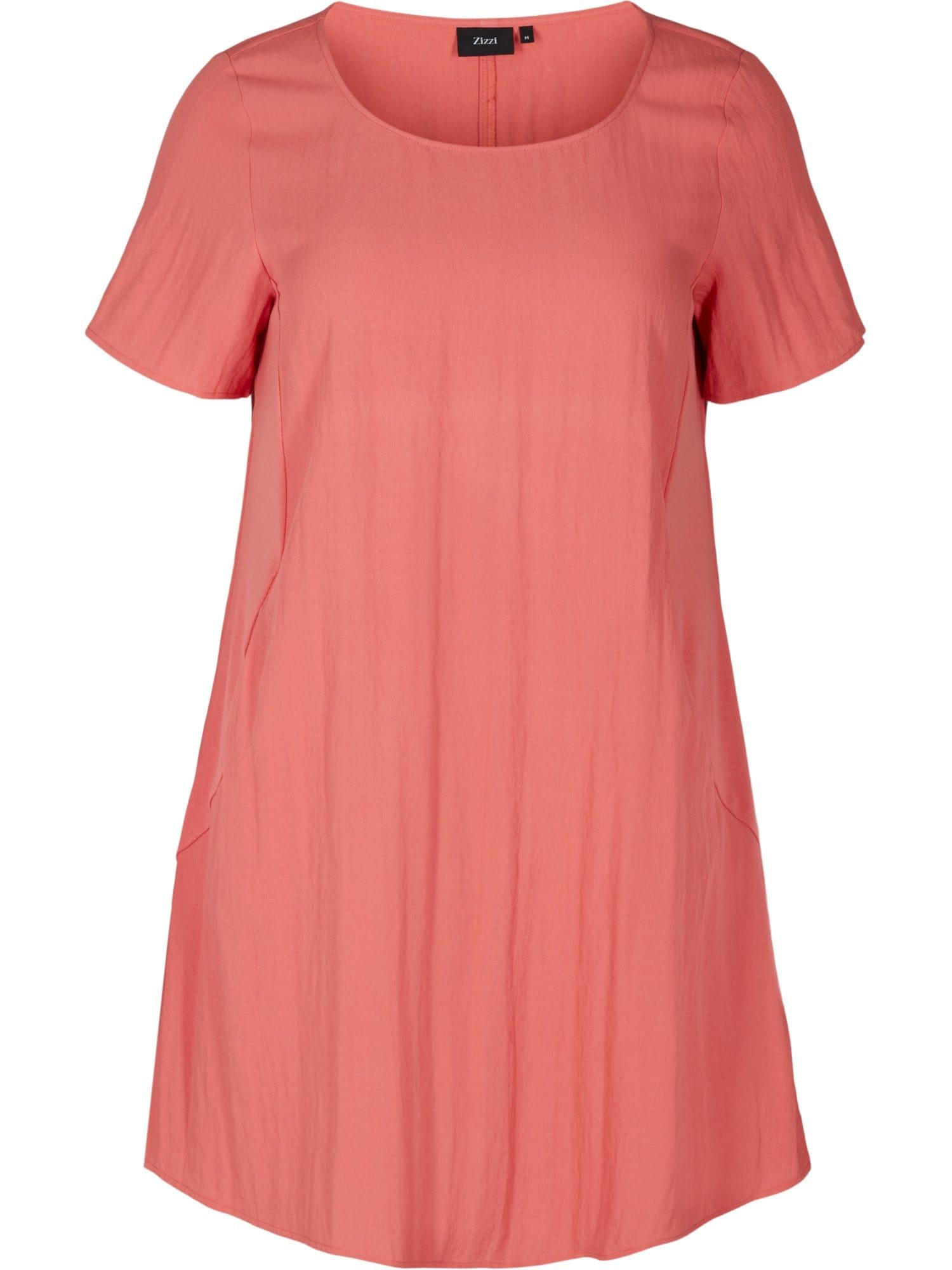 Zizzi Letní šaty 'Vmacy'  melounová