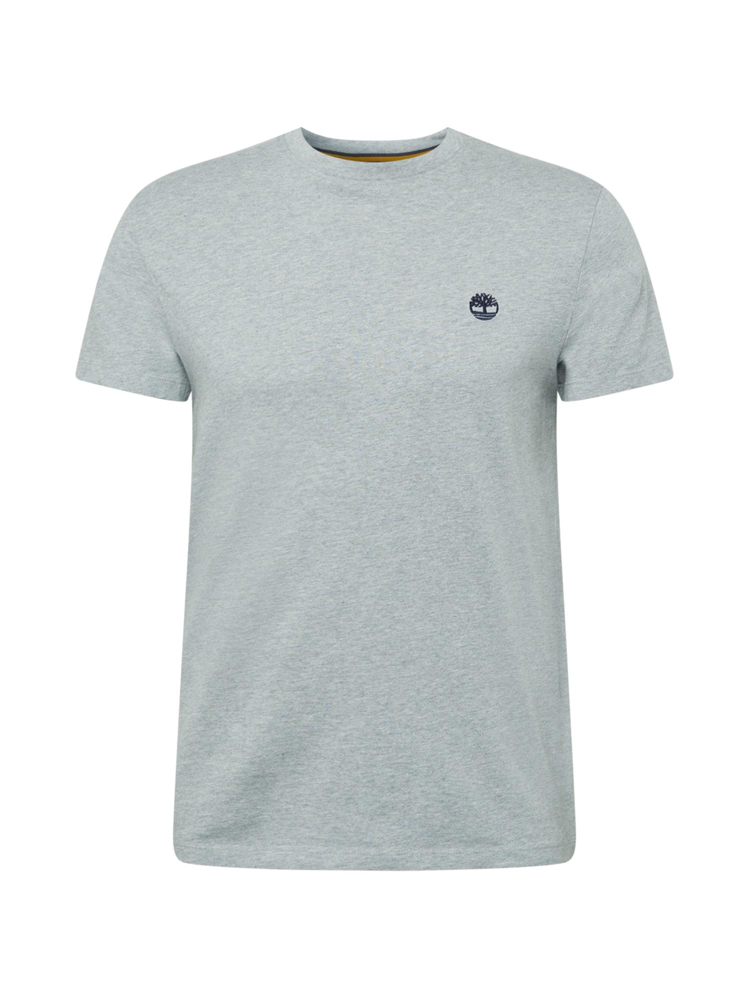 TIMBERLAND Marškinėliai pilka