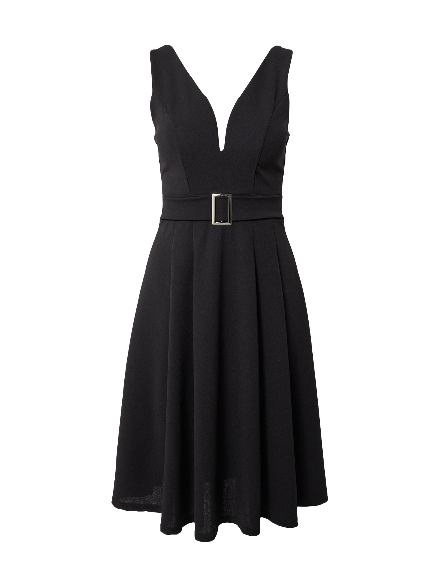 WAL G. Suknelė juoda