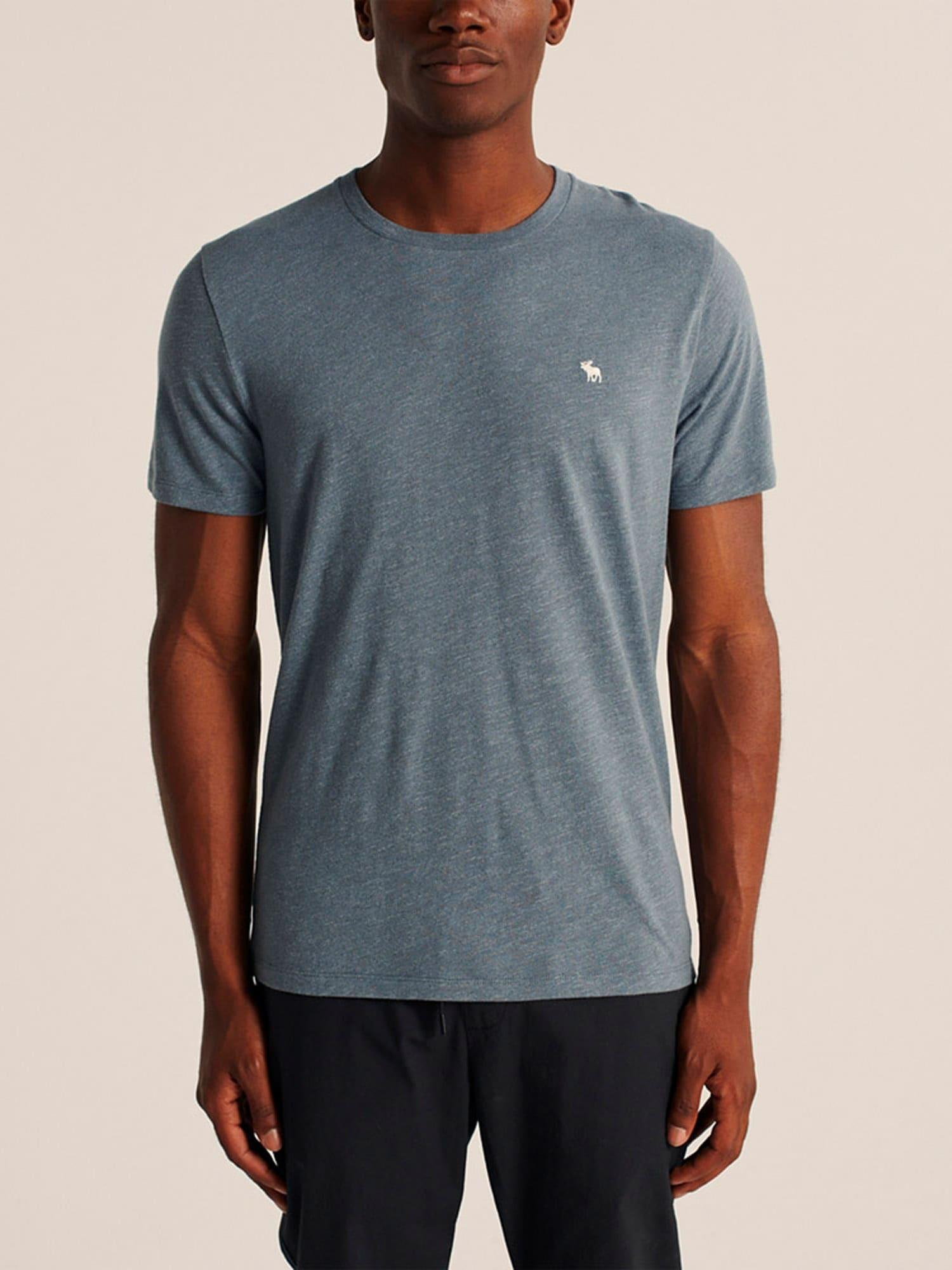 Abercrombie & Fitch T-shirt  blå