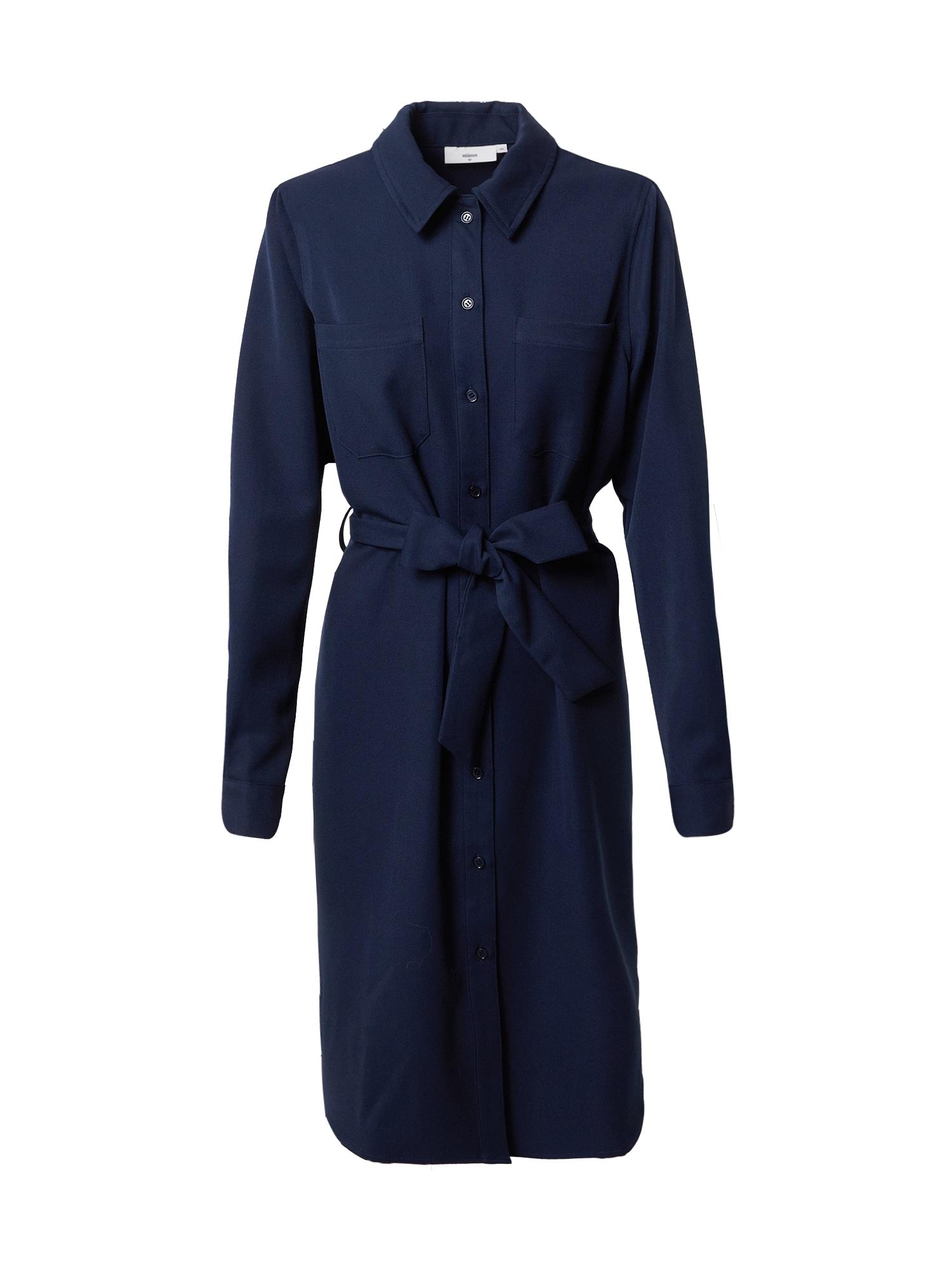 minimum Palaidinės tipo suknelė tamsiai mėlyna