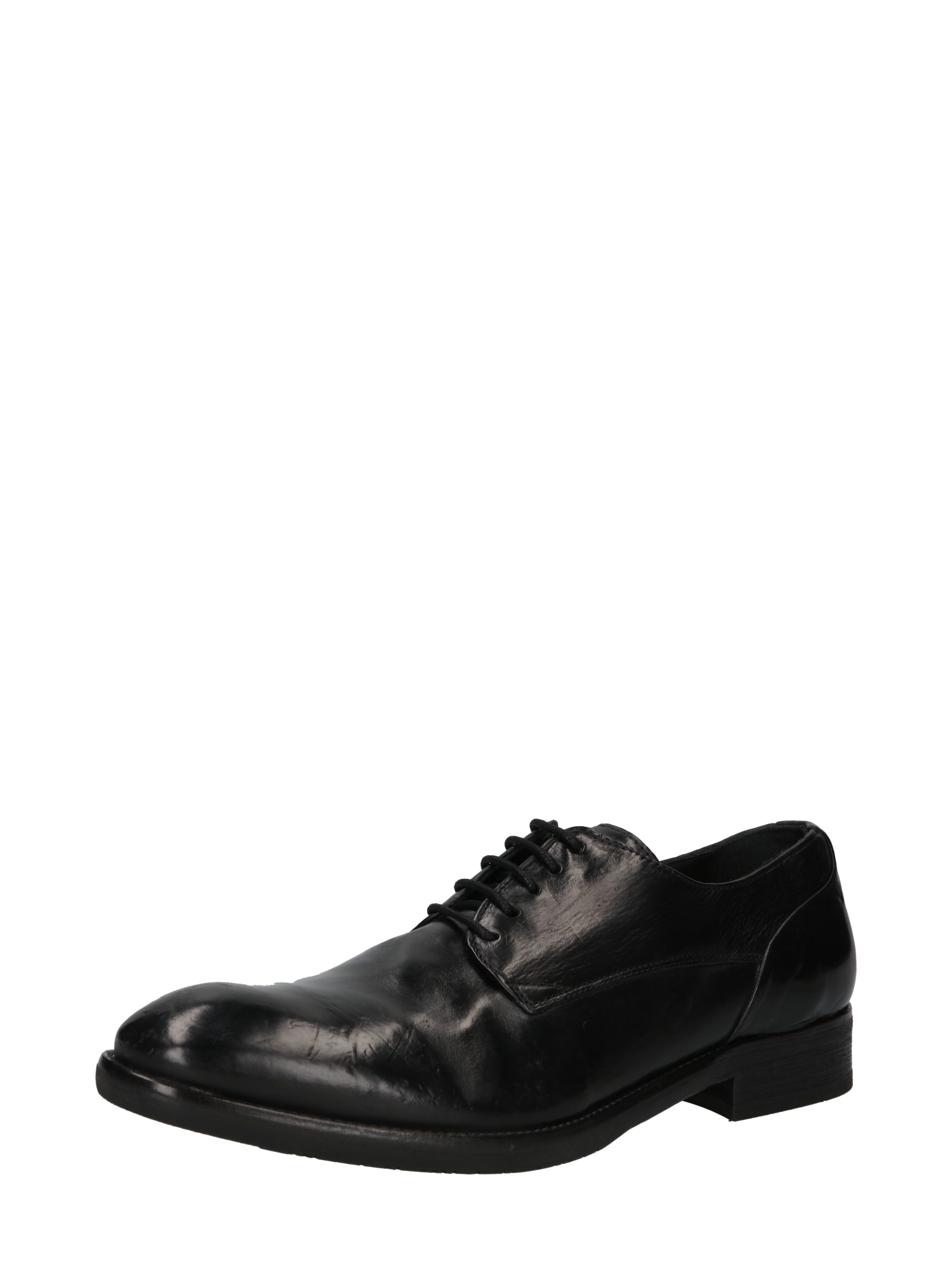 Hudson London Šněrovací boty 'DORSAY'  černá