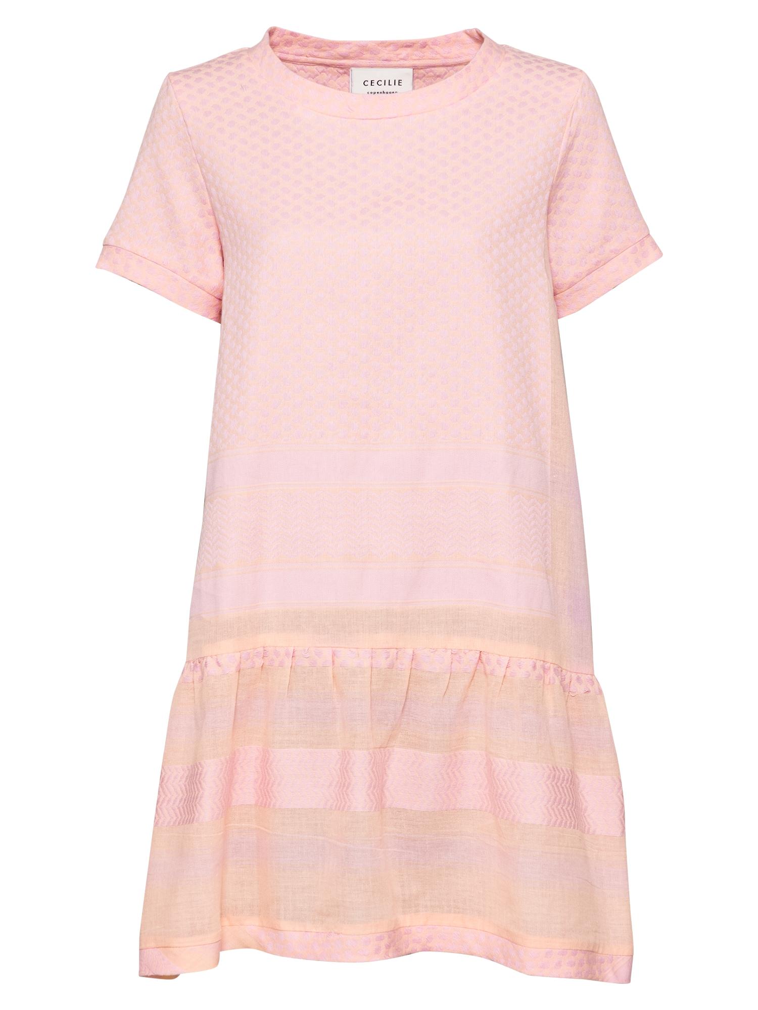 Cecilie Copenhagen Suknelė šviesiai rožinė / purpurinė