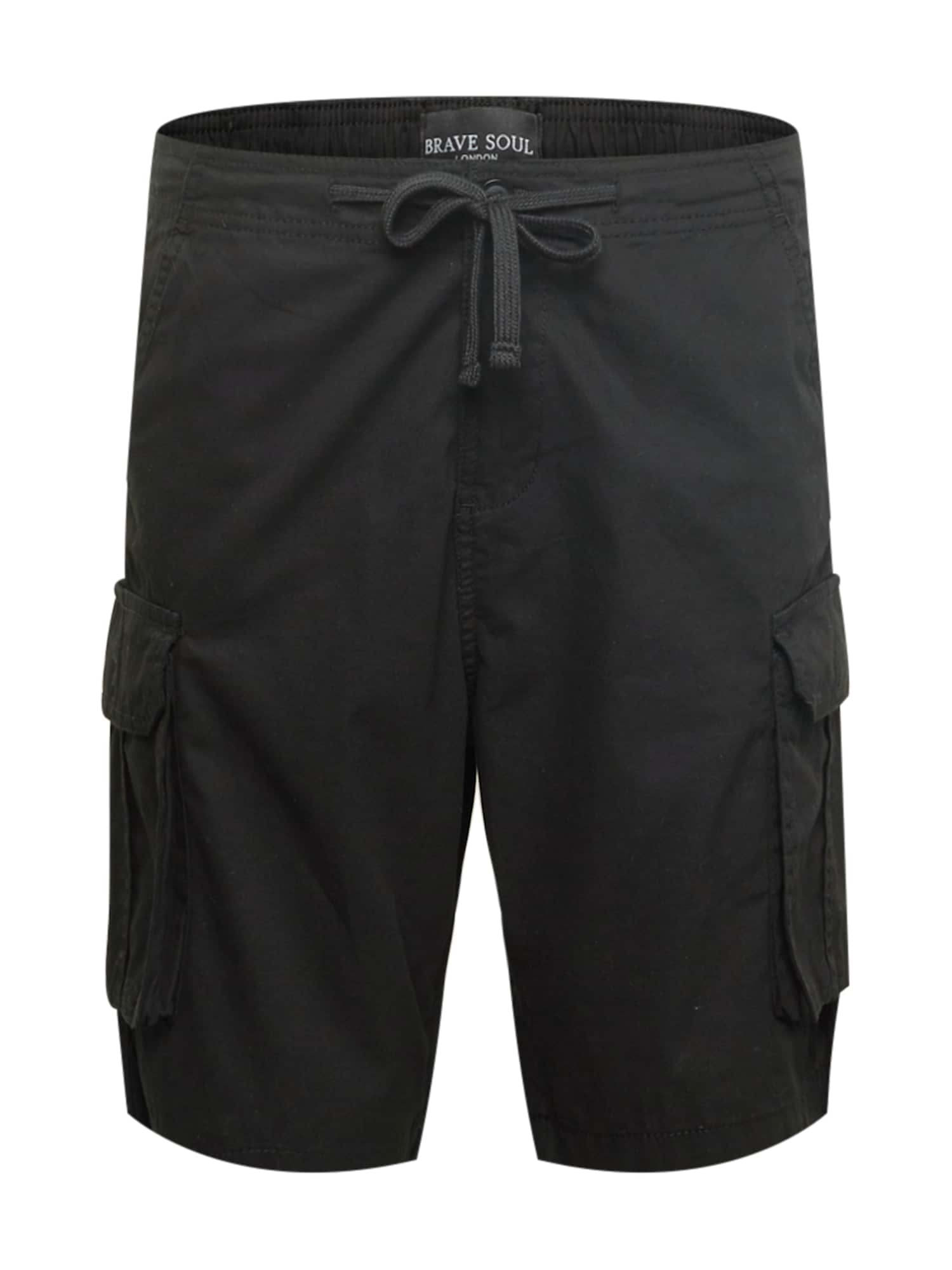 BRAVE SOUL Laisvo stiliaus kelnės