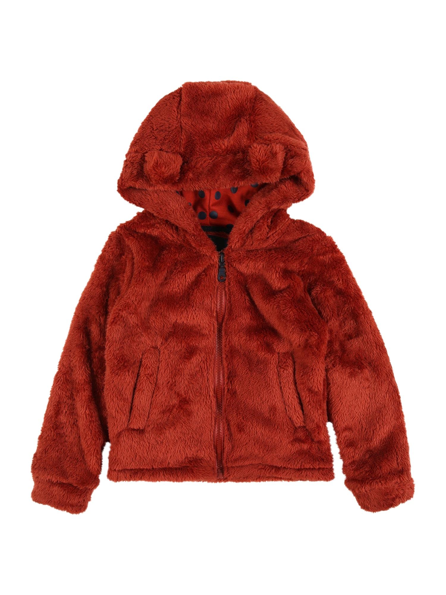 LEMON BERET Džemperis karmino raudona