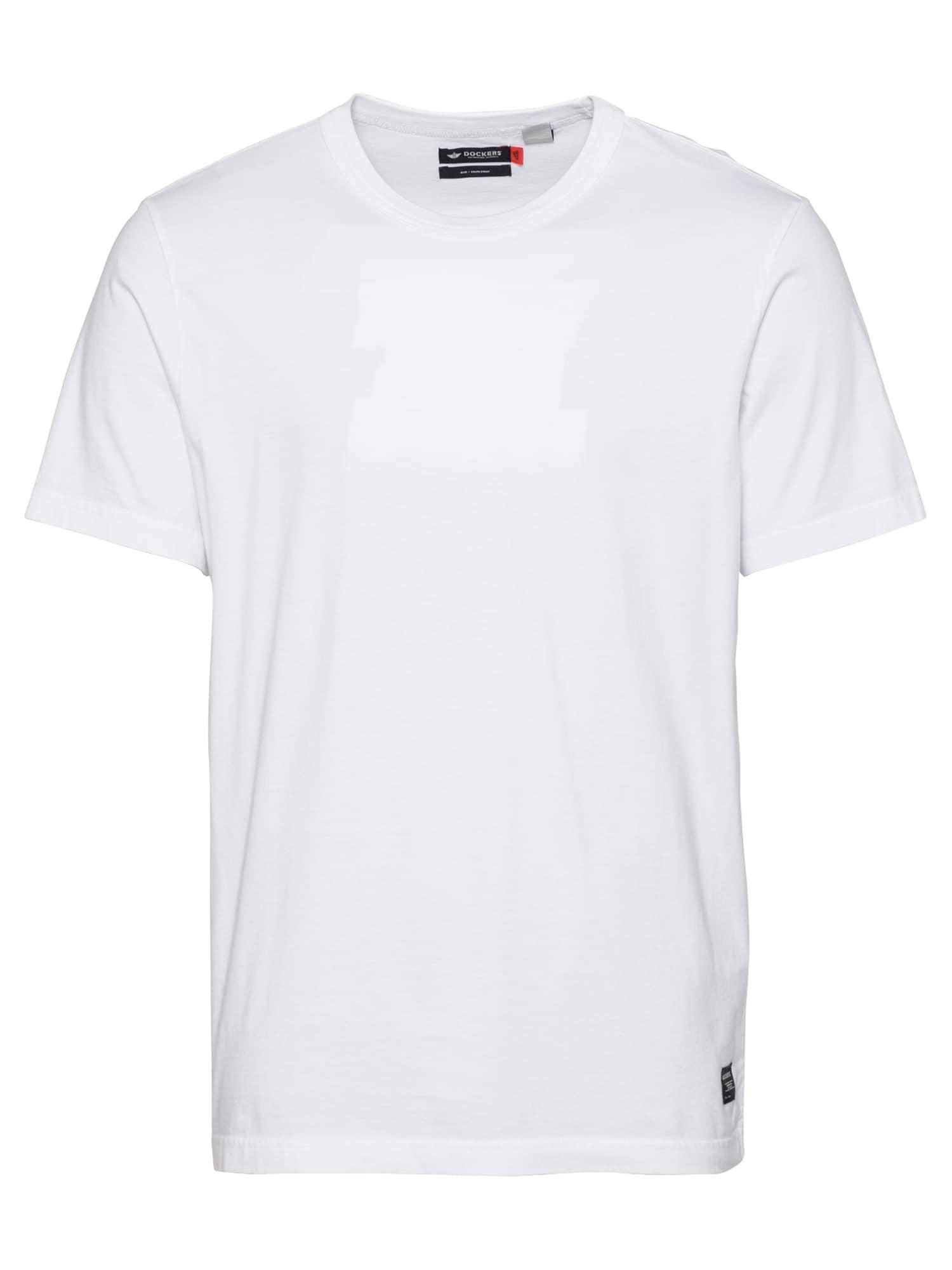 Dockers Marškinėliai balta
