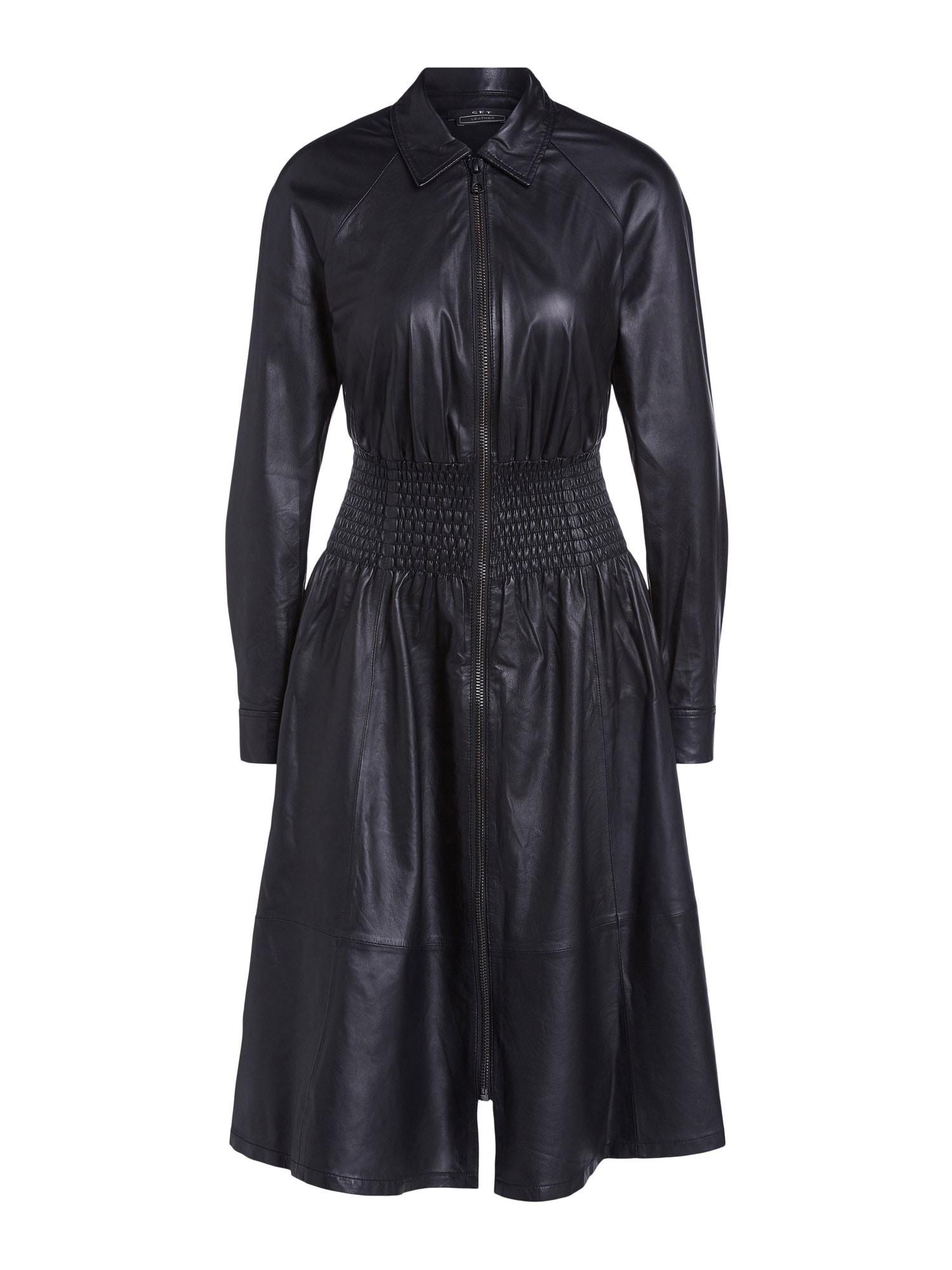 SET Košilové šaty  černá