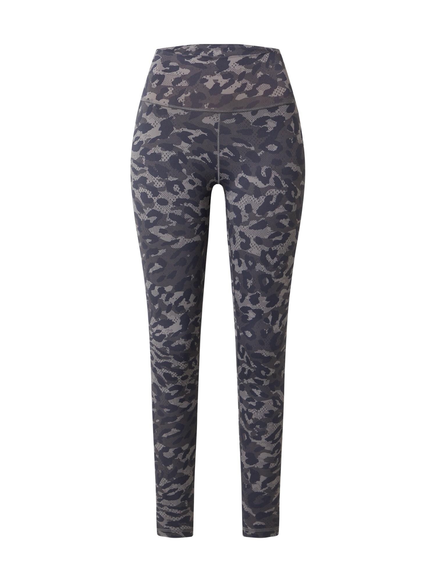 ADIDAS PERFORMANCE Sportovní kalhoty 'Believe This'  černá / tmavě šedá / šedá