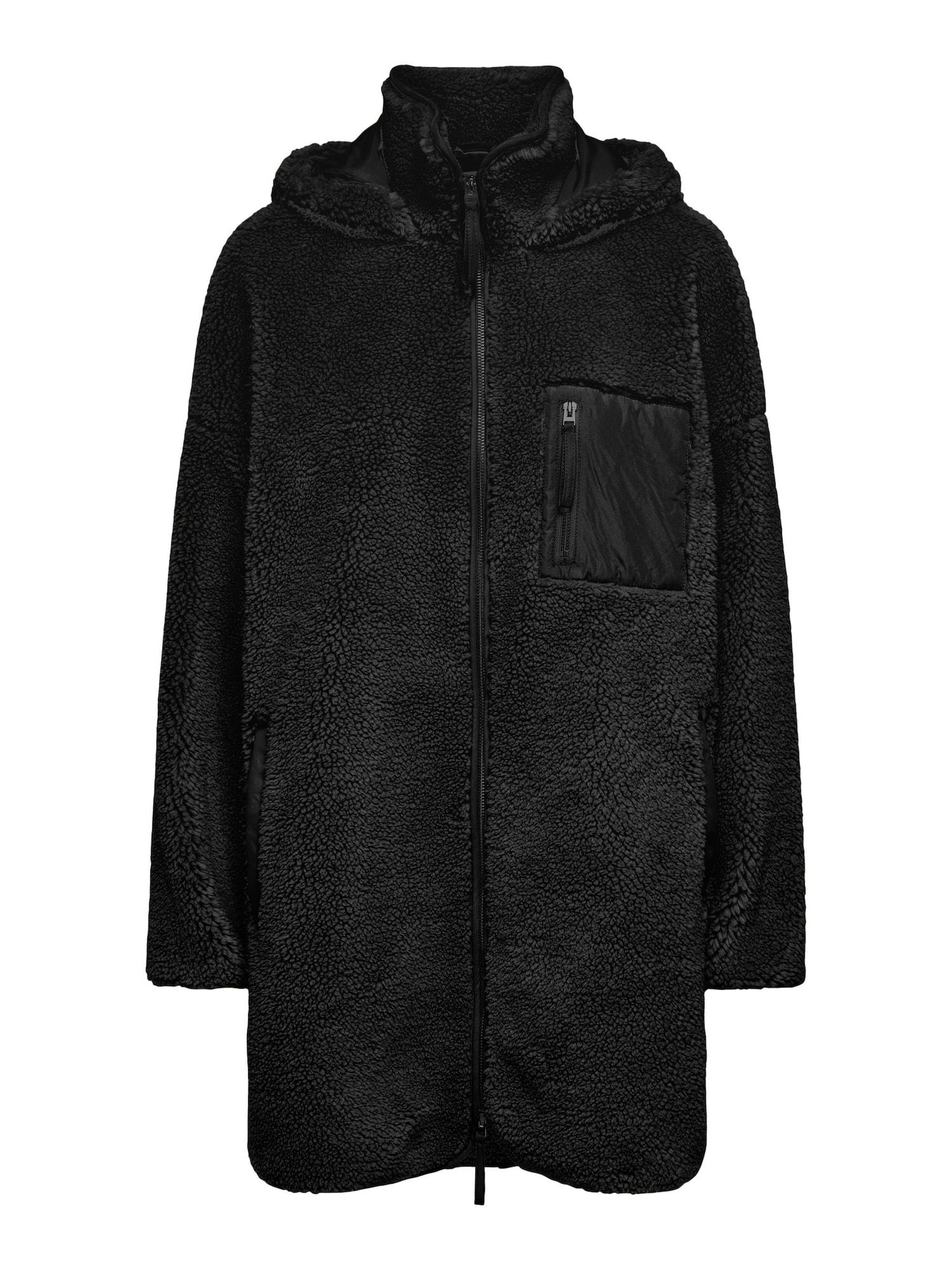 ONLY Přechodná bunda 'ONLSASCHA'  černá