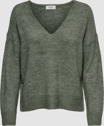 Jdy Elanora Long Sleeve V-Neck Knitted Pullover Jumper