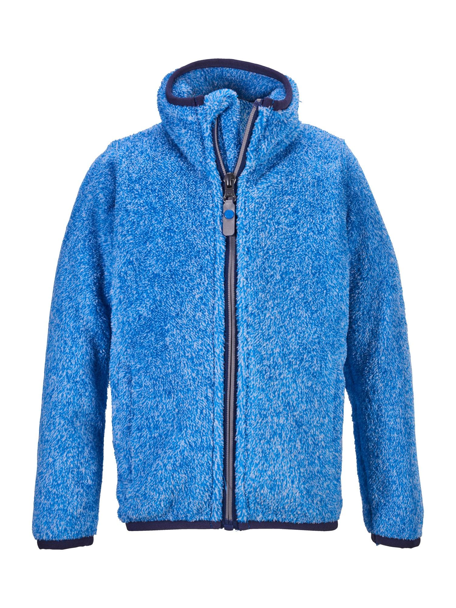 "KILLTEC Funkcinis flisinis džemperis sodri mėlyna (""karališka"")"
