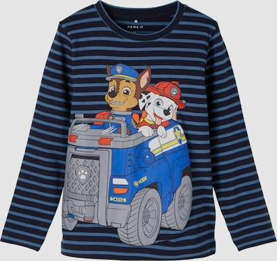 Name It Mini Paw Patrol Rafat gestreiftes Langarm-Top