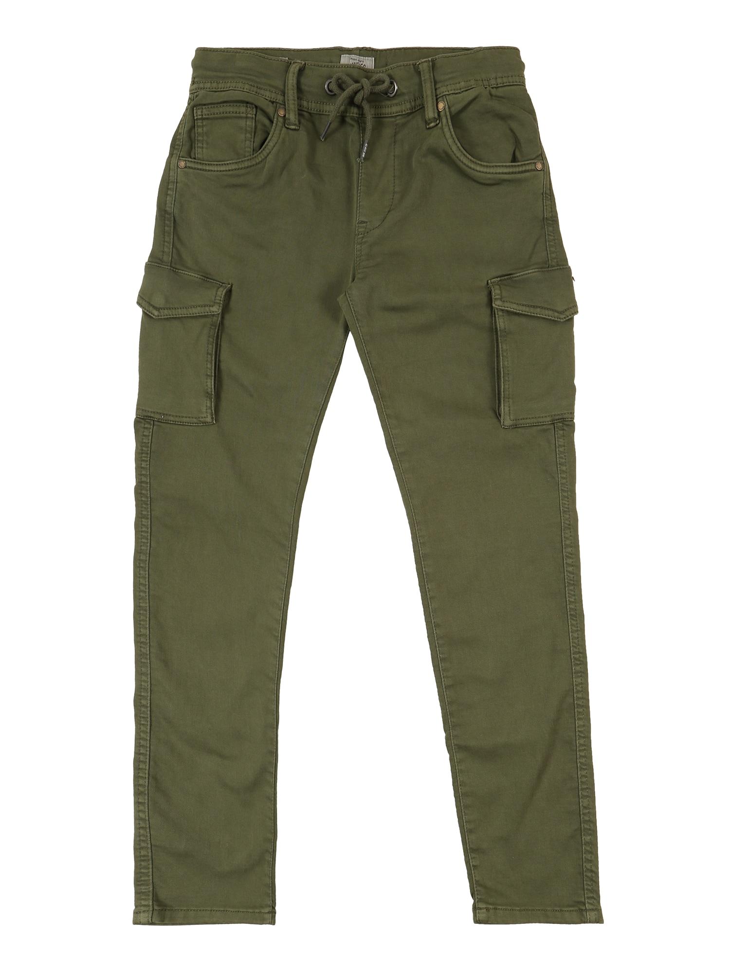 Pepe Jeans Kalhoty 'Chase'  khaki