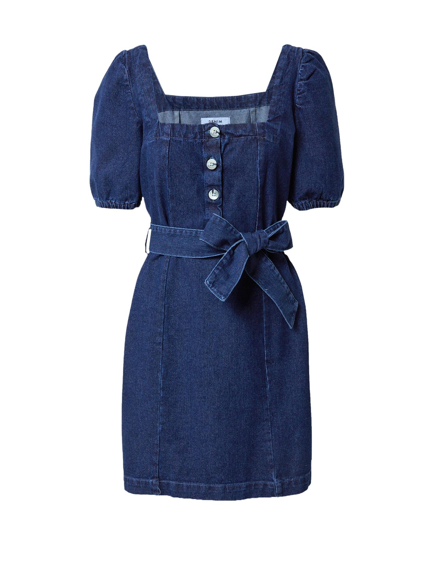 Miss Selfridge Šaty  modrá
