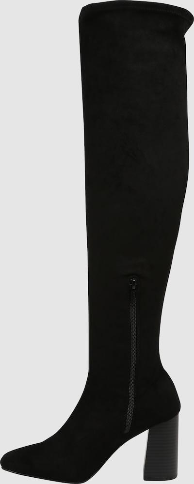 - Mandelförmige Schuhspitze - Schlüpfschuh - Blockabsatz - Absatzhöhe: 7cm