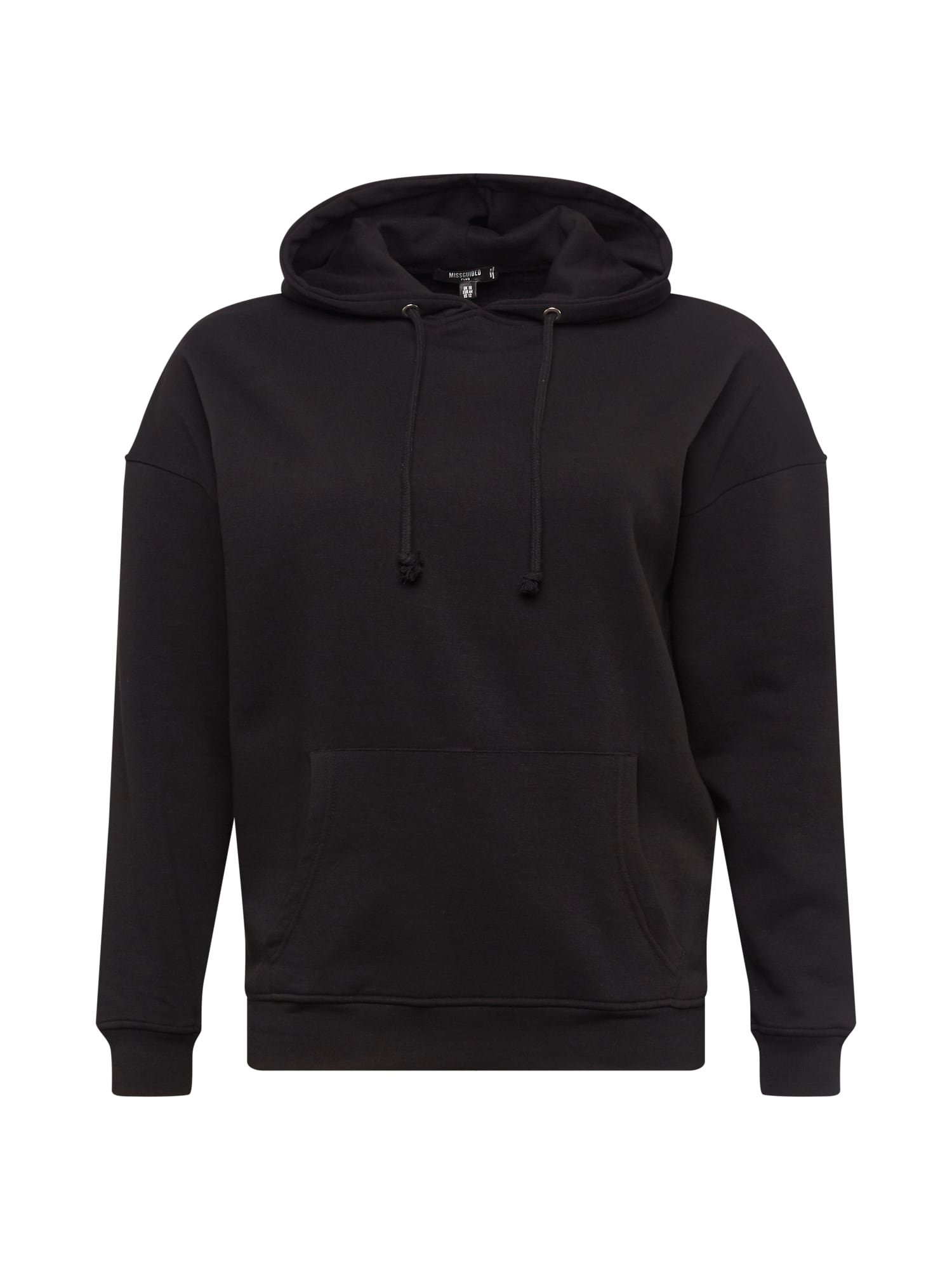 Missguided Plus Megztinis be užsegimo juoda