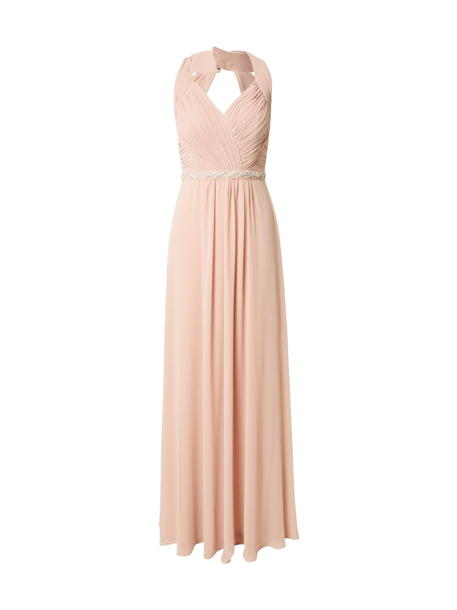 STAR NIGHT Vakarinė suknelė rožinė