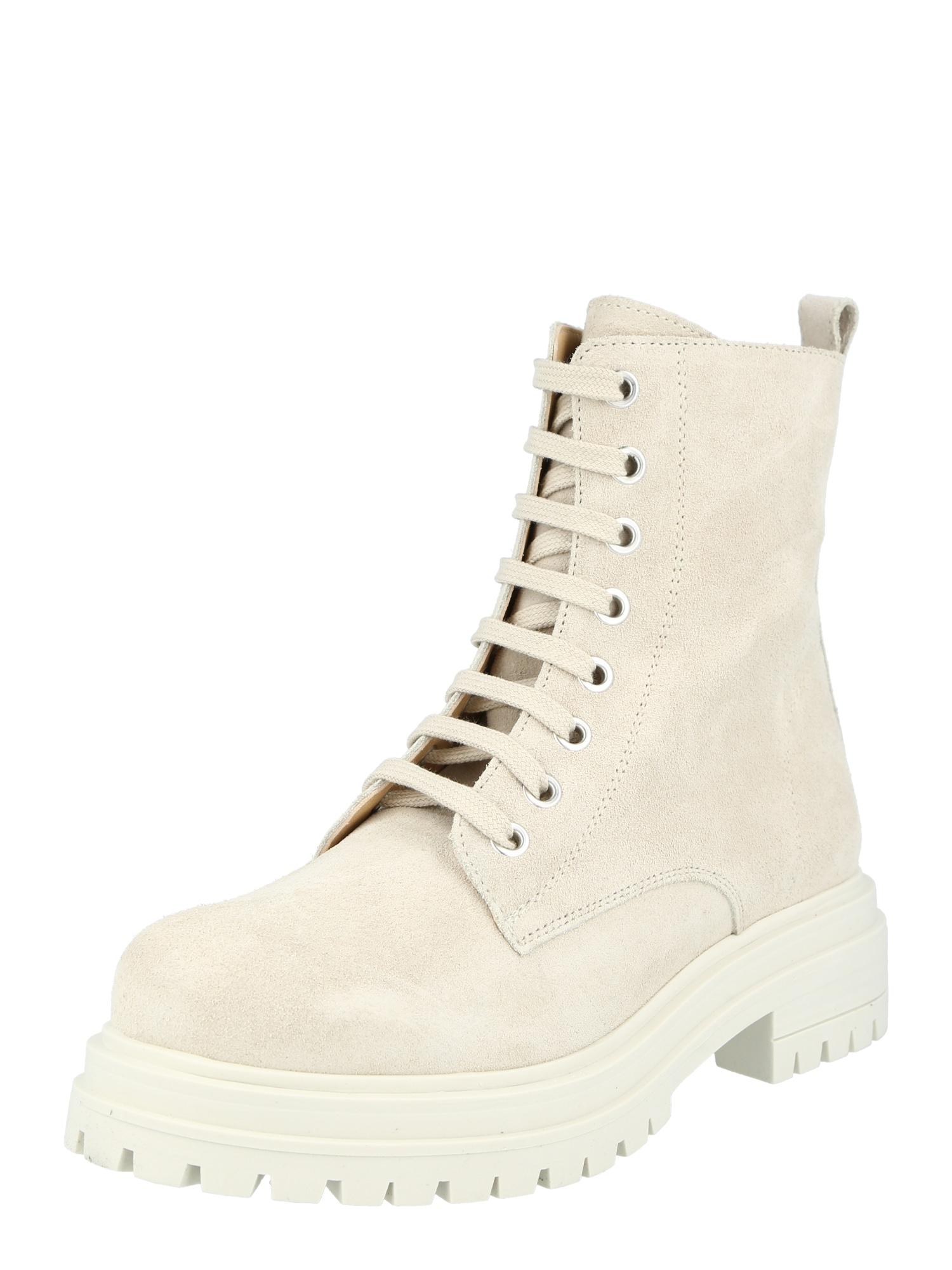 Ca Shott Auliniai batai vilnos balta