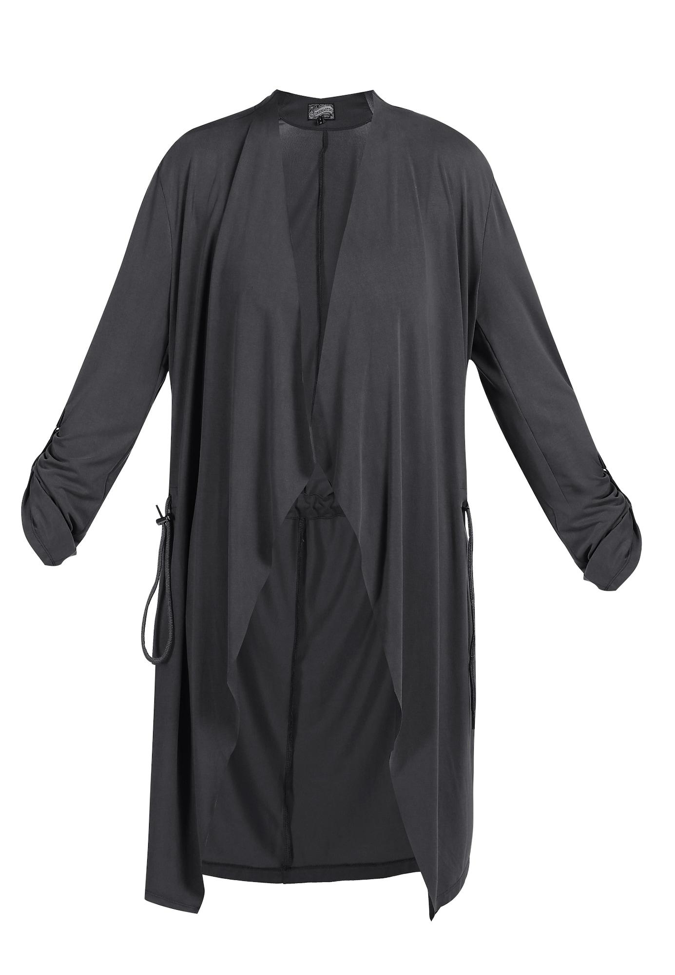 DreiMaster Vintage Vasarinis paltas bazalto pilka